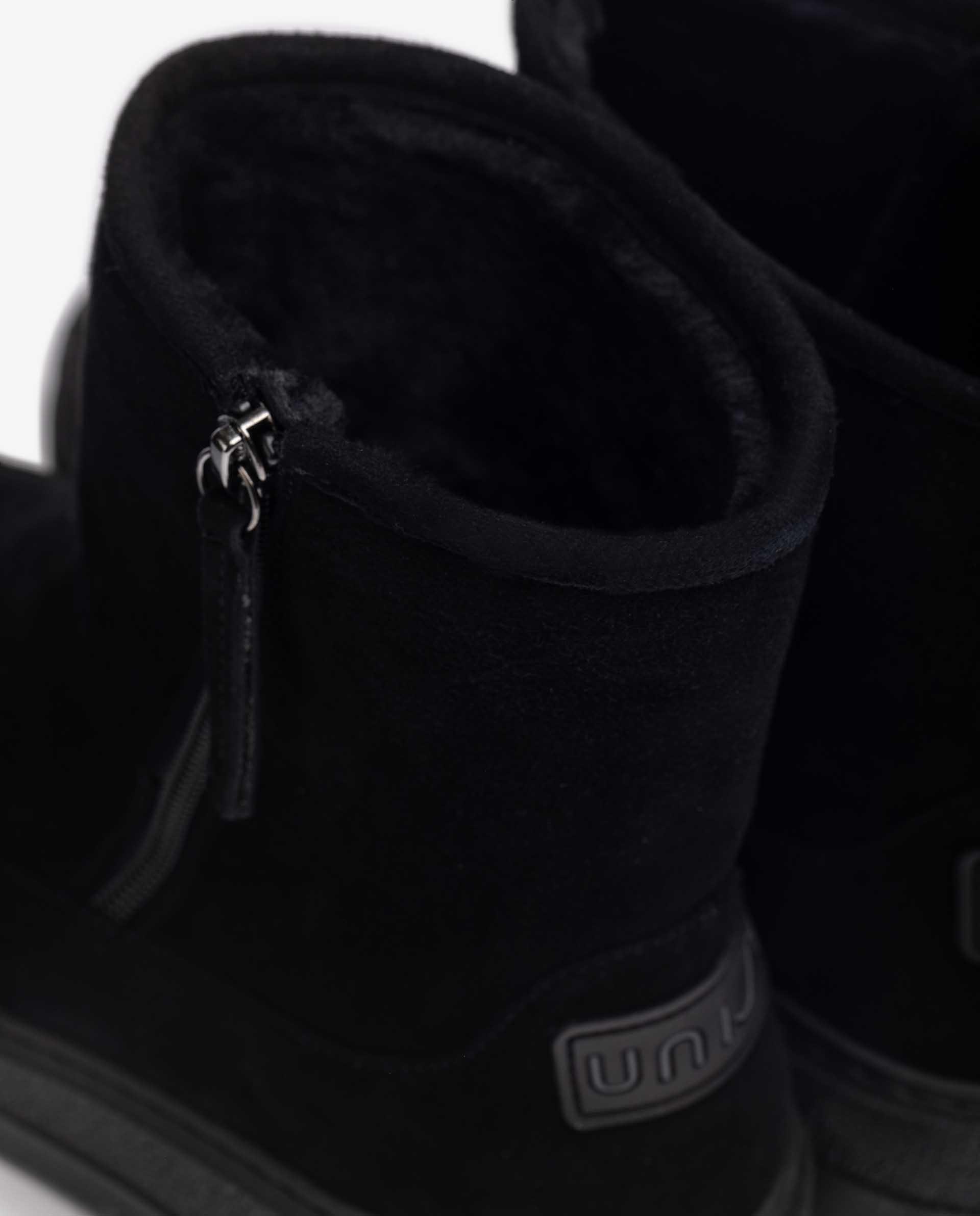 Unisa Botines FRACO_BS black 1