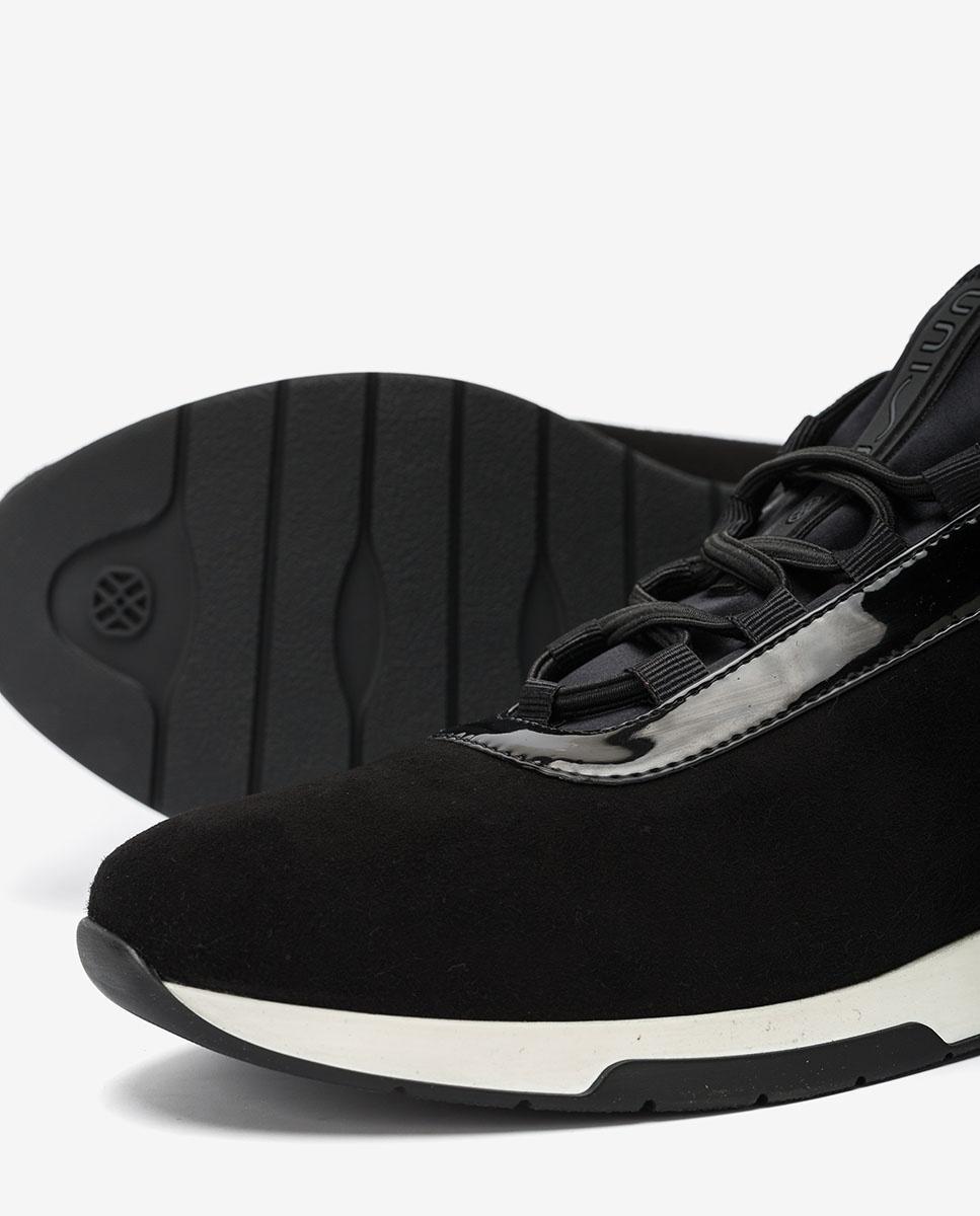 UNISA Deportivo contraste calcetín FONTS_KS_NA black