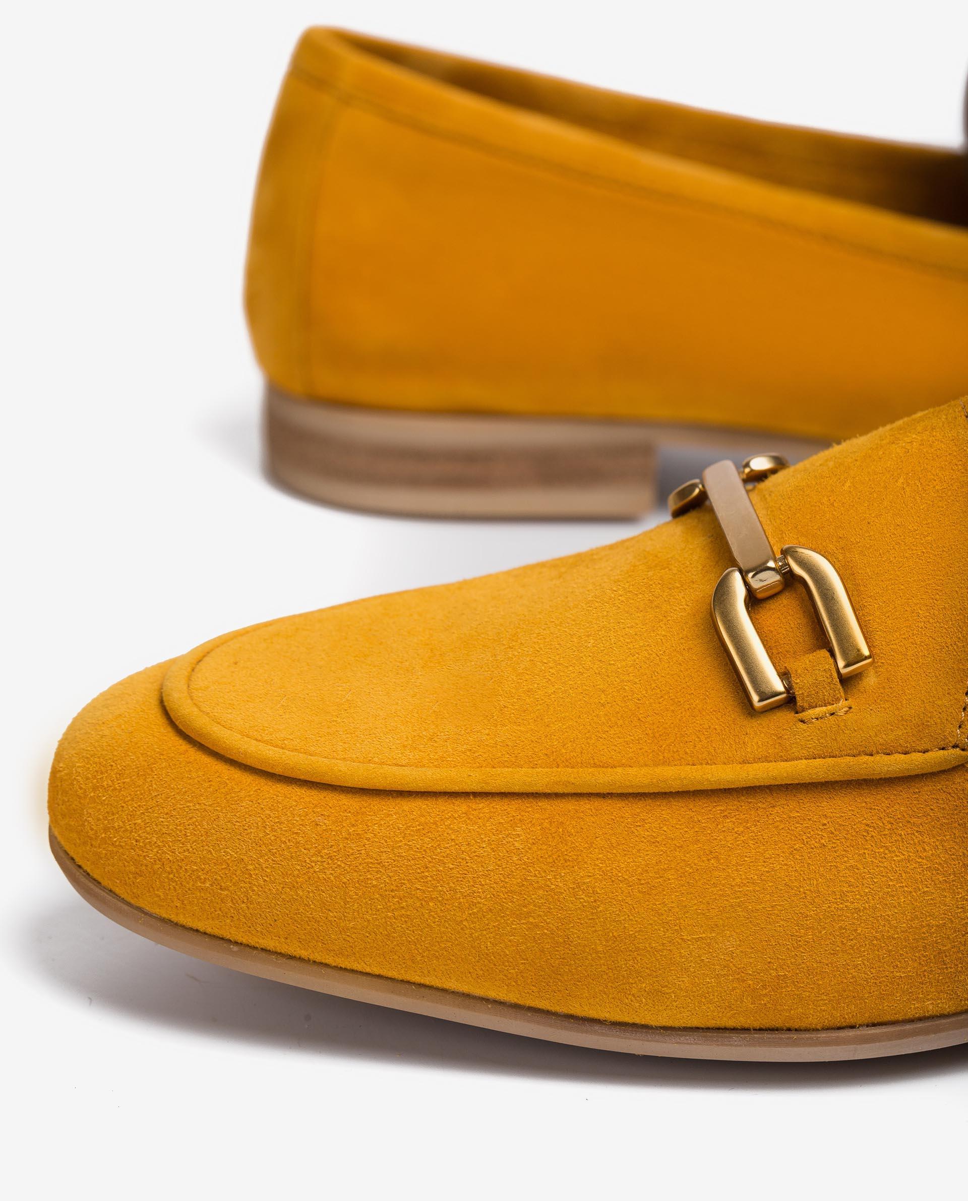 Unisa Mocasines DALCY_21_KS mustard 1