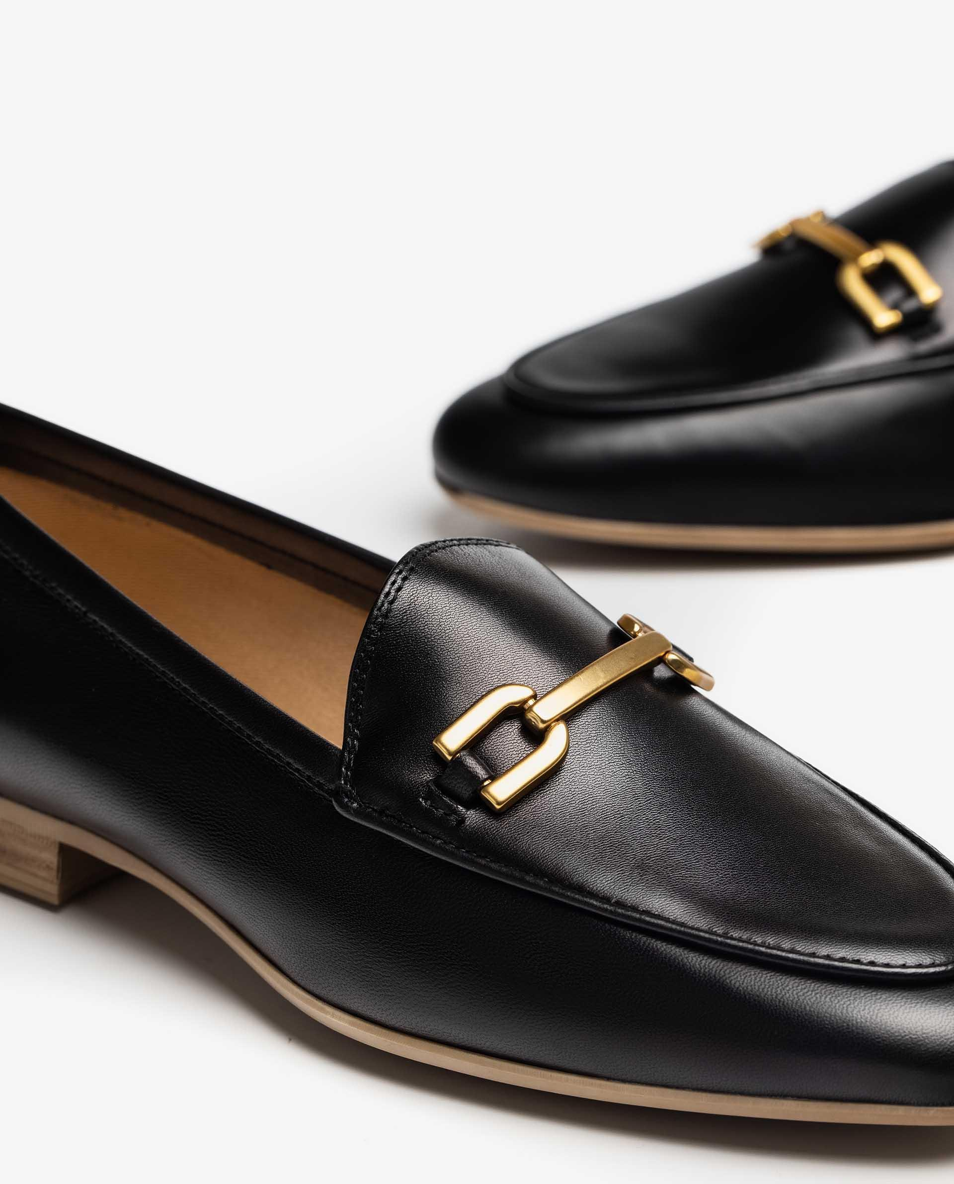 Unisa Mocasines DALCY_21_NA black 4