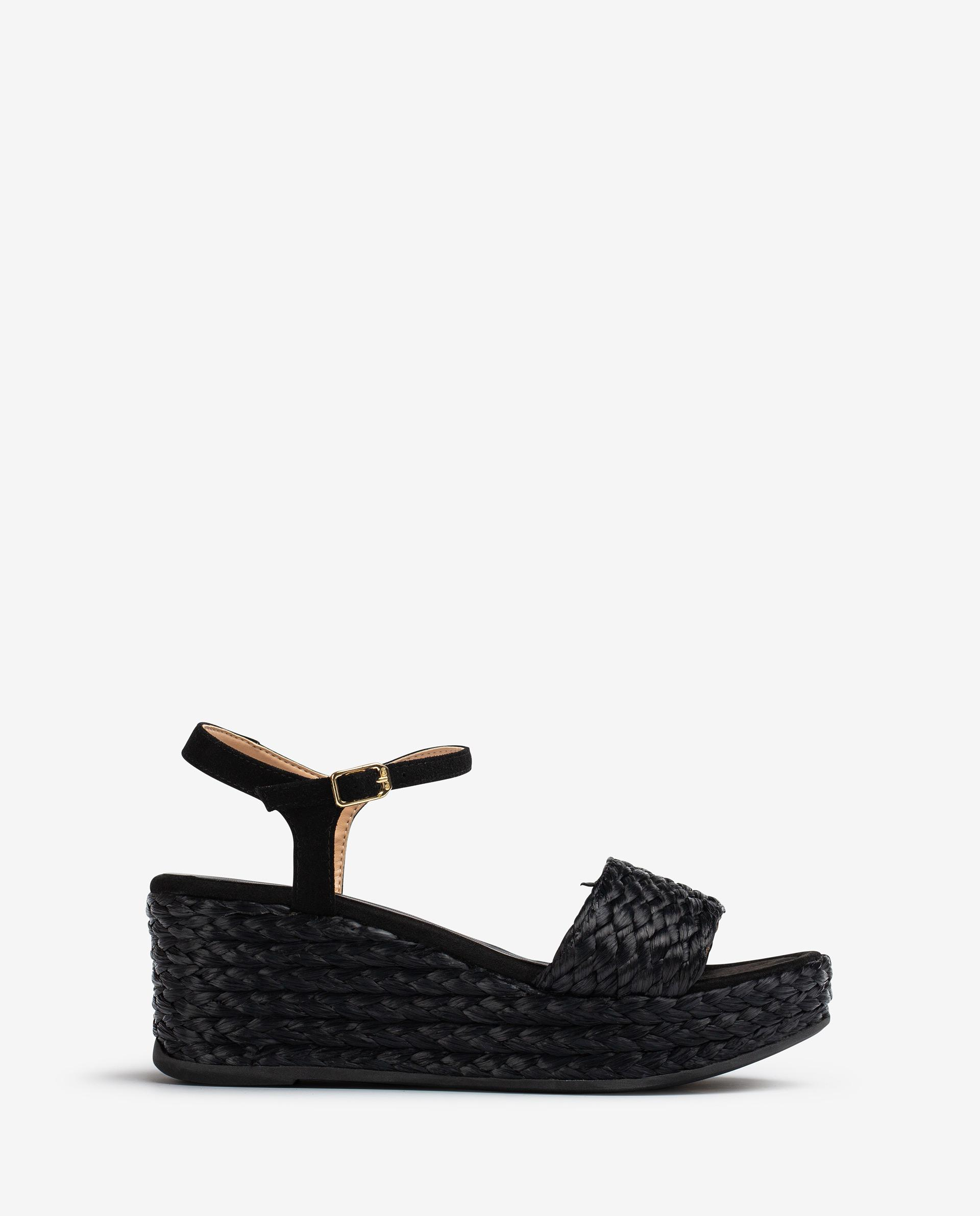 Unisa Sandalias KINGS_KS black 1