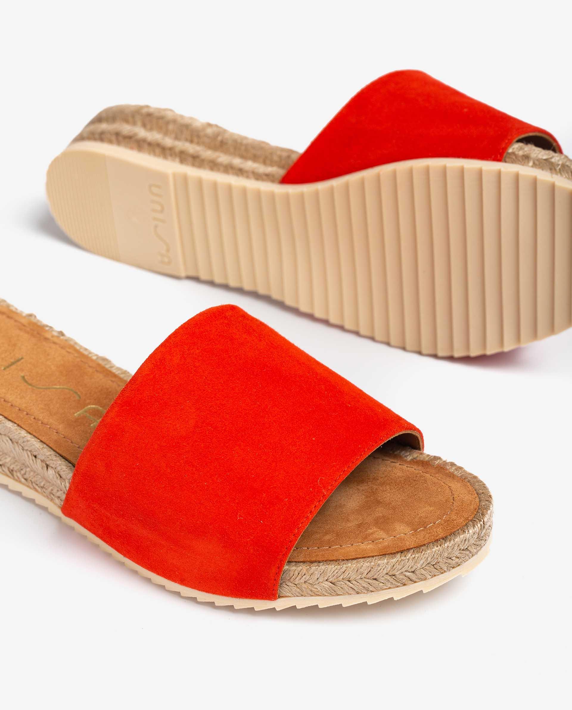 Unisa Zapatos de Mujer BATZANSIN_KS corallo 1