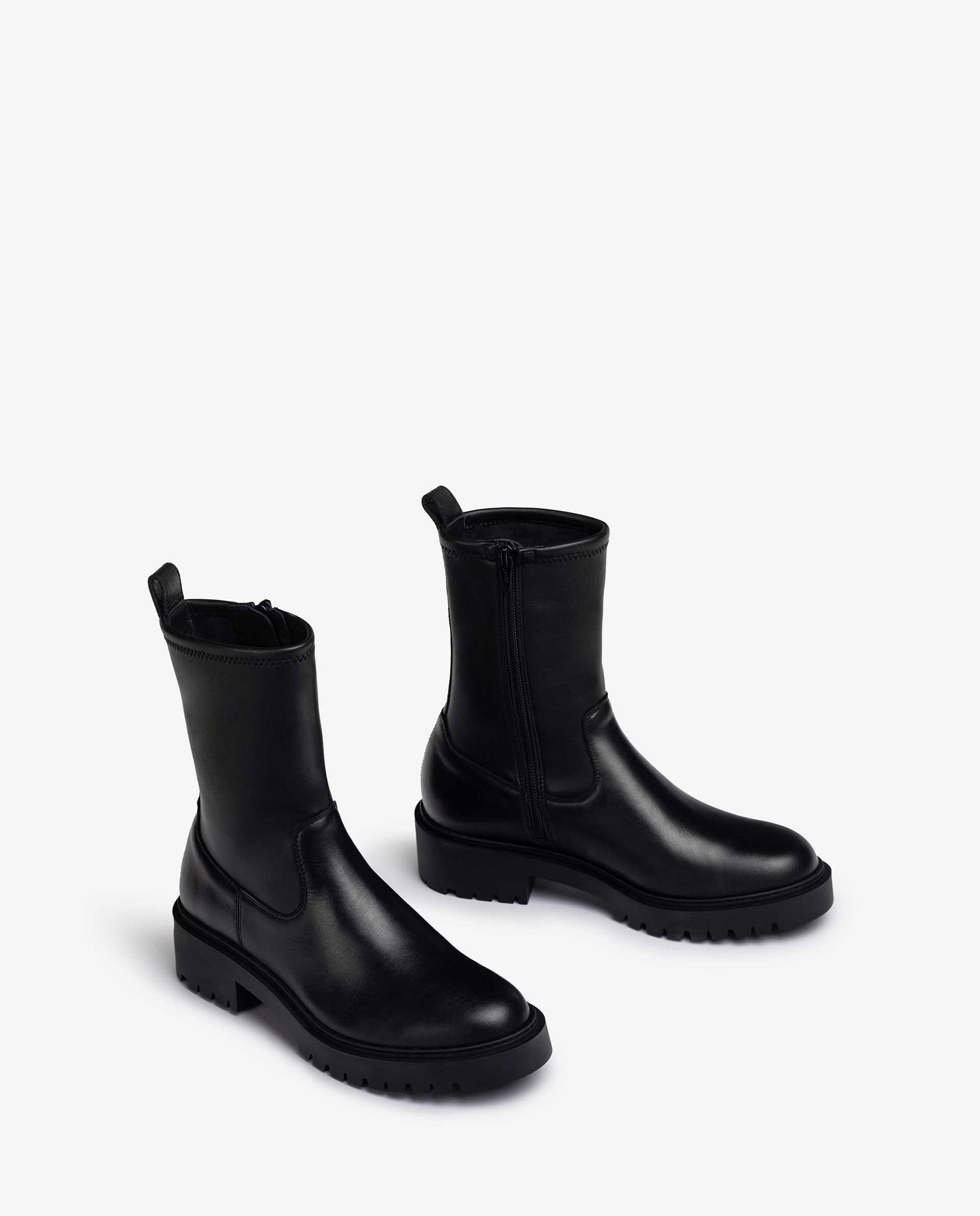 Unisa Zapatos de Mujer GUIDO_NF_STB black 2