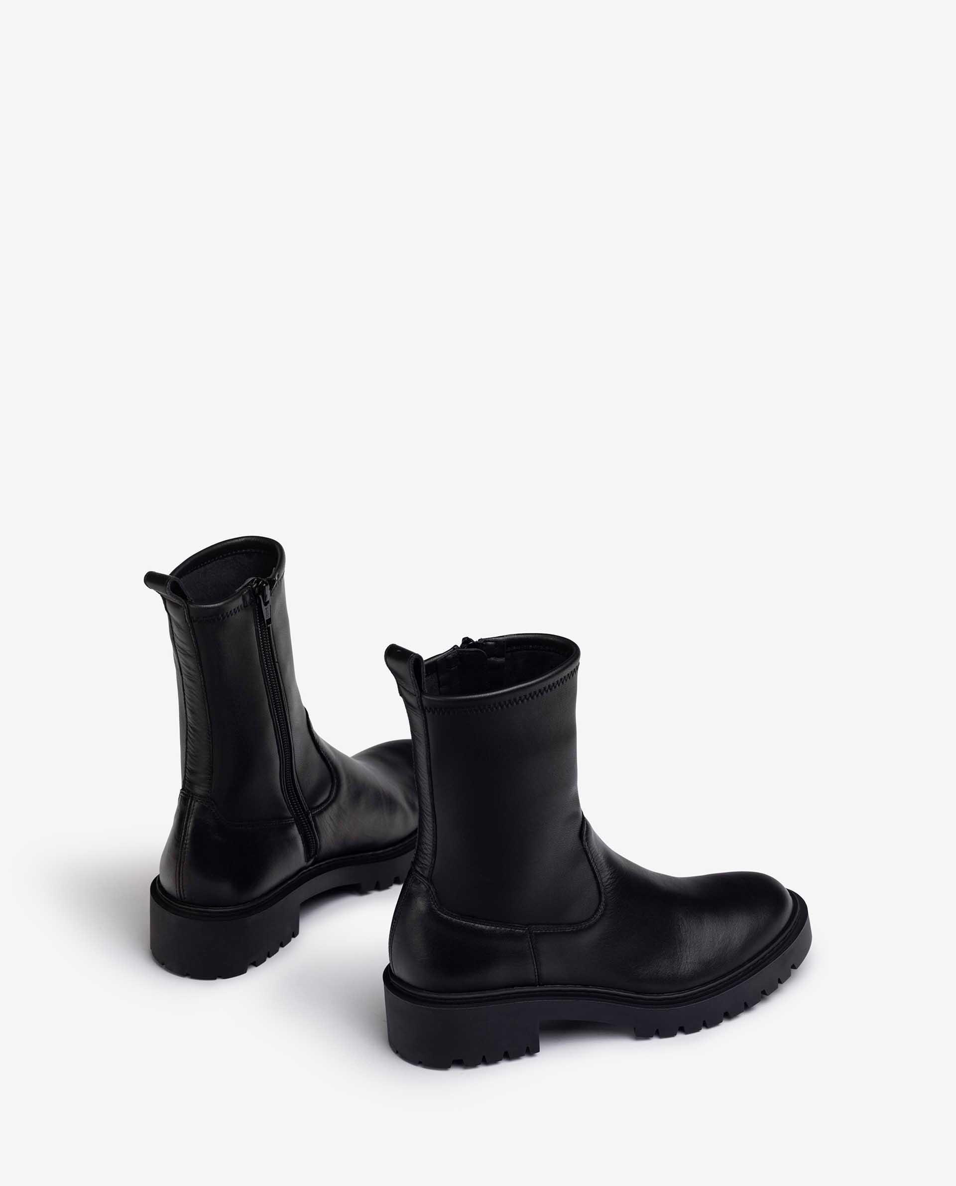 Unisa Zapatos de Mujer GUIDO_NF_STB black 1