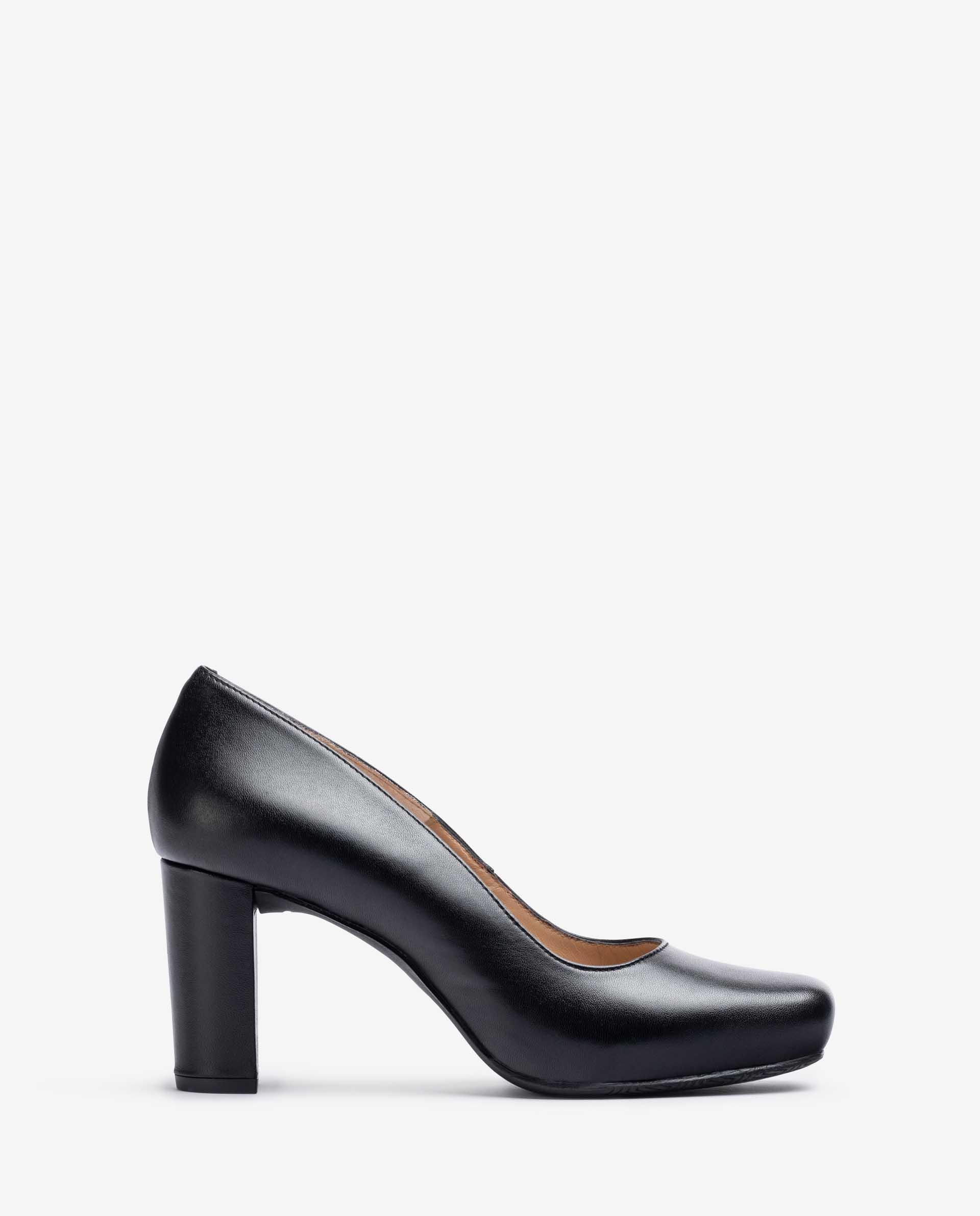 Unisa Zapatos de salón NUNTU_VU black