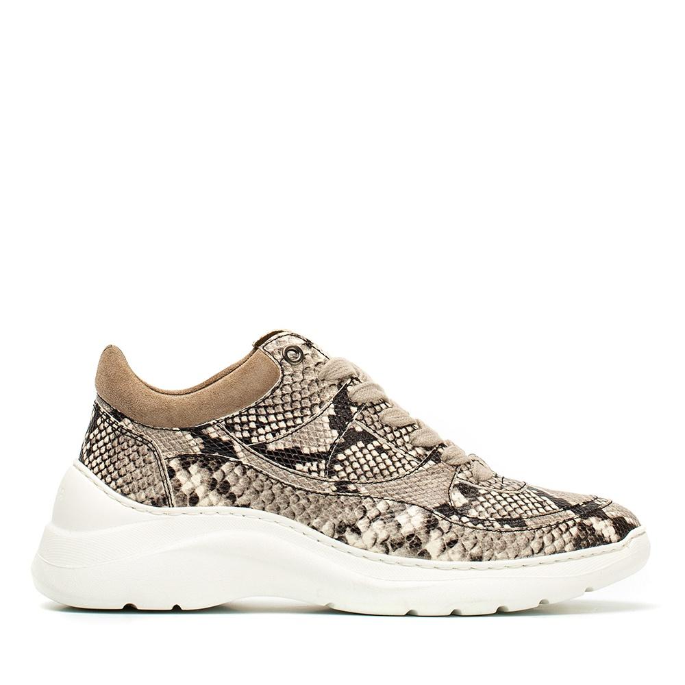 UNISA Chaussure de sport animal print volume ESPE_VP_KS ivory/taup 3