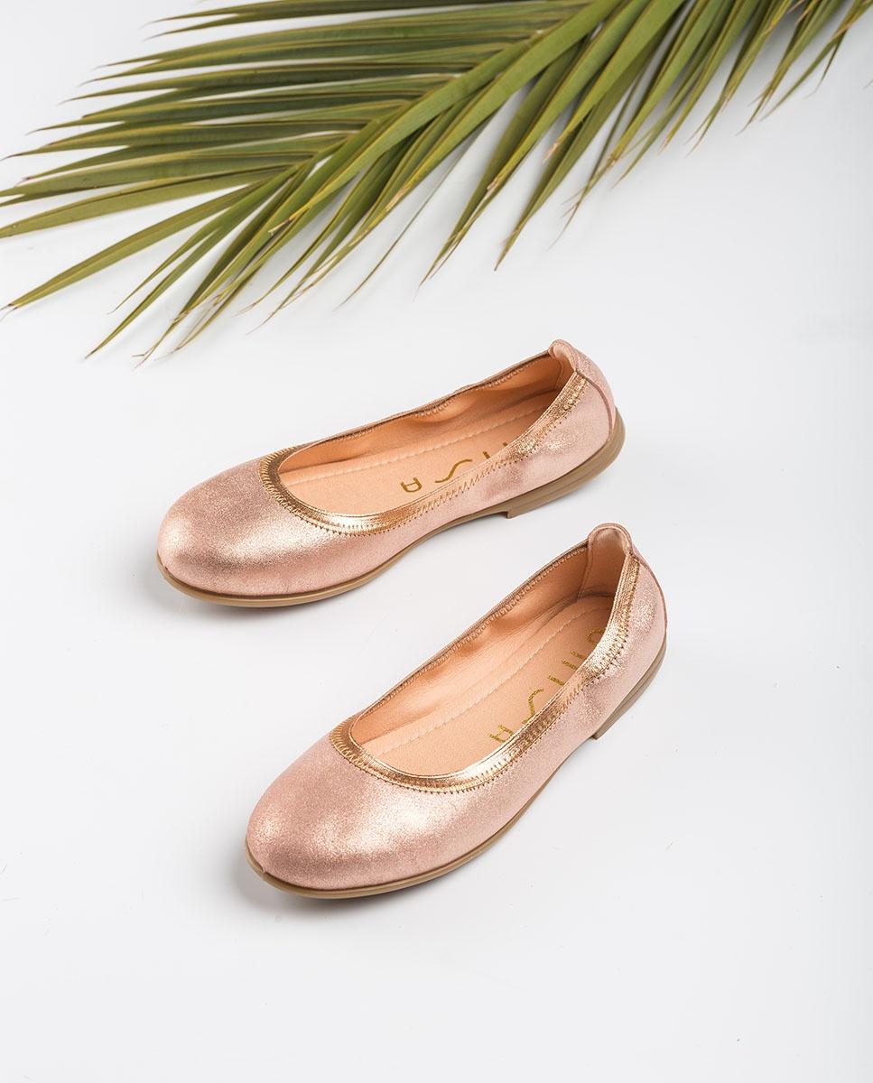 UNISA Ballerine pour fille métallisée SABRINA_20_MTS ballet 3