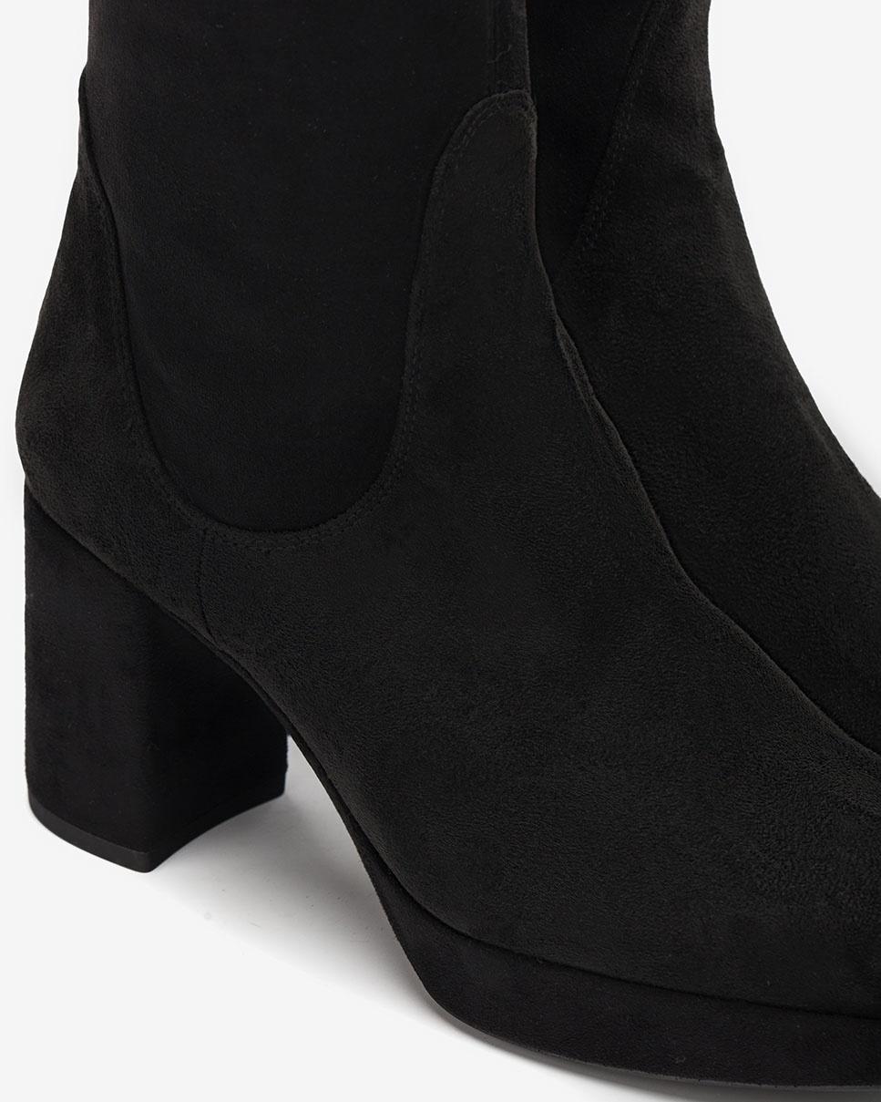 UNISA Bottes élastiques 70's MIND_ST black 3