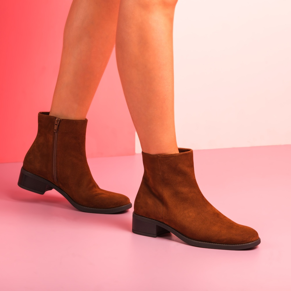 Unisa Bottines ELORA_KS toast