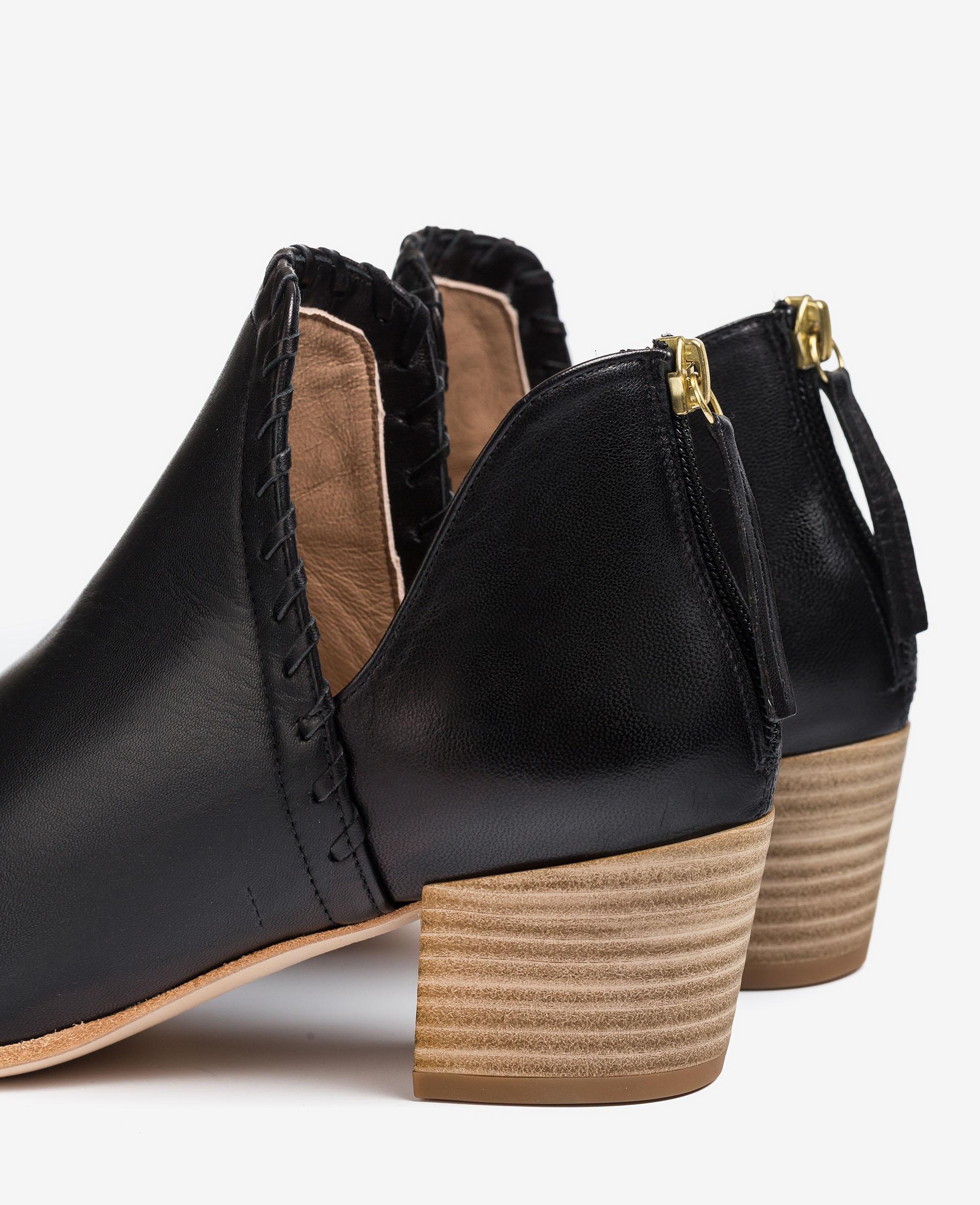 UNISA Low boots style cowboy bout pointu  GRAHAM_VU 3
