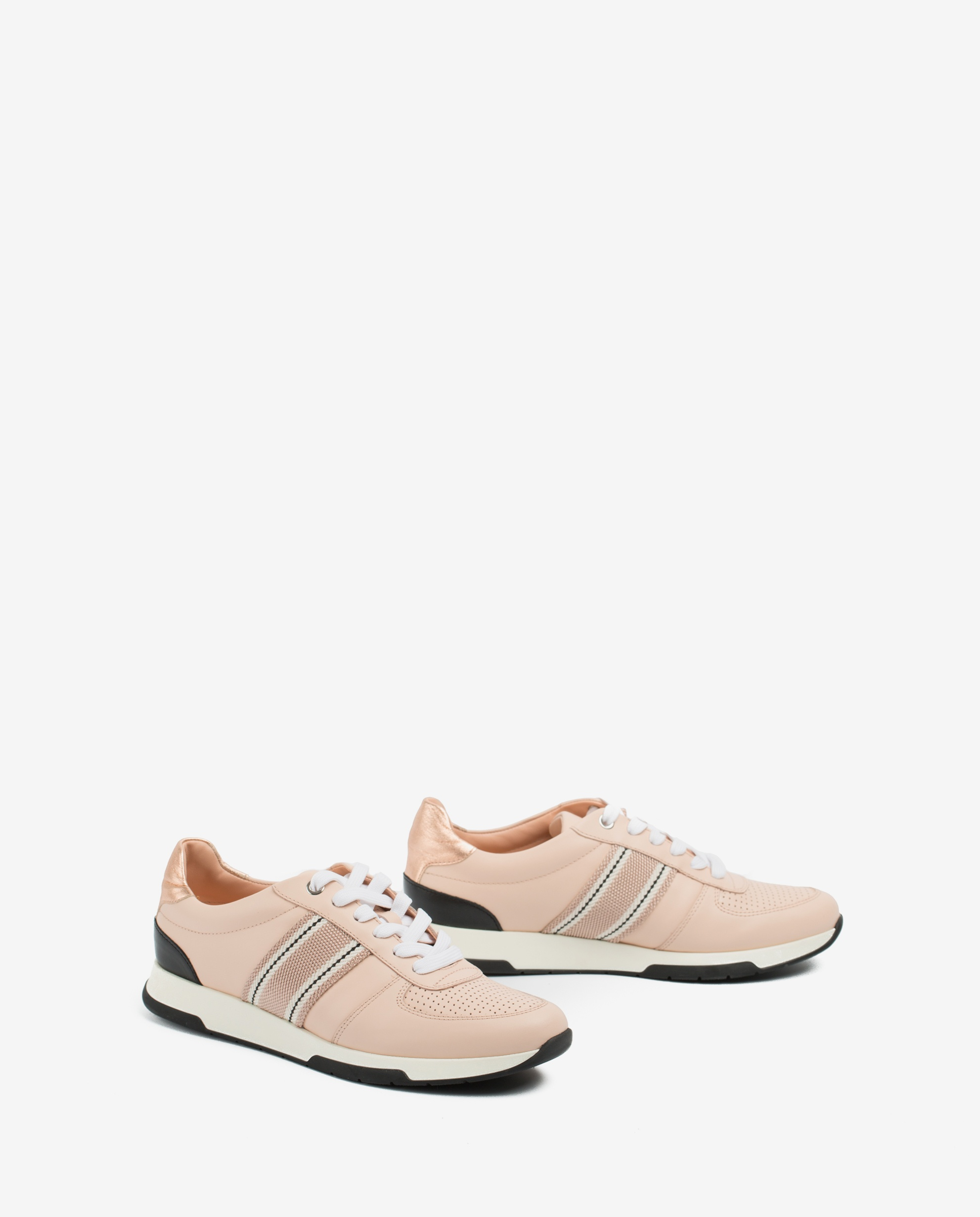 UNISA Chaussures de sport décoration tissu FARIDA_NF pale/rosa 3