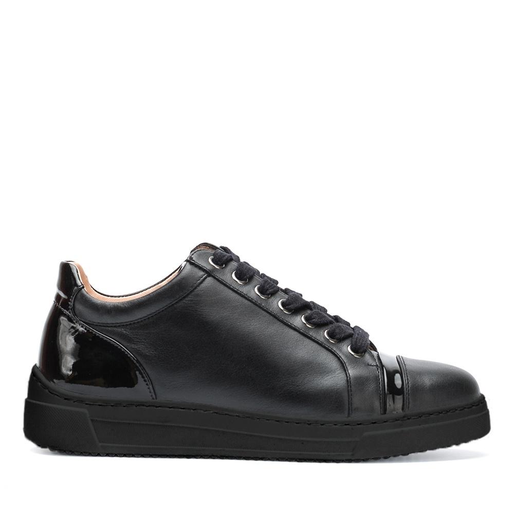 UNISA Chaussure de sport noire contraste FIYOLA_BLACK_F19NTPA black 3
