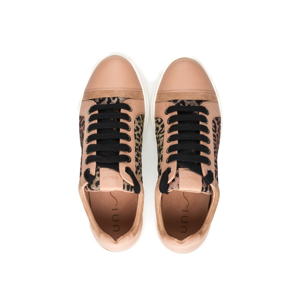 Unisa Chaussures de sport FIYOLA_F19_FLE_NT oldpin/rox