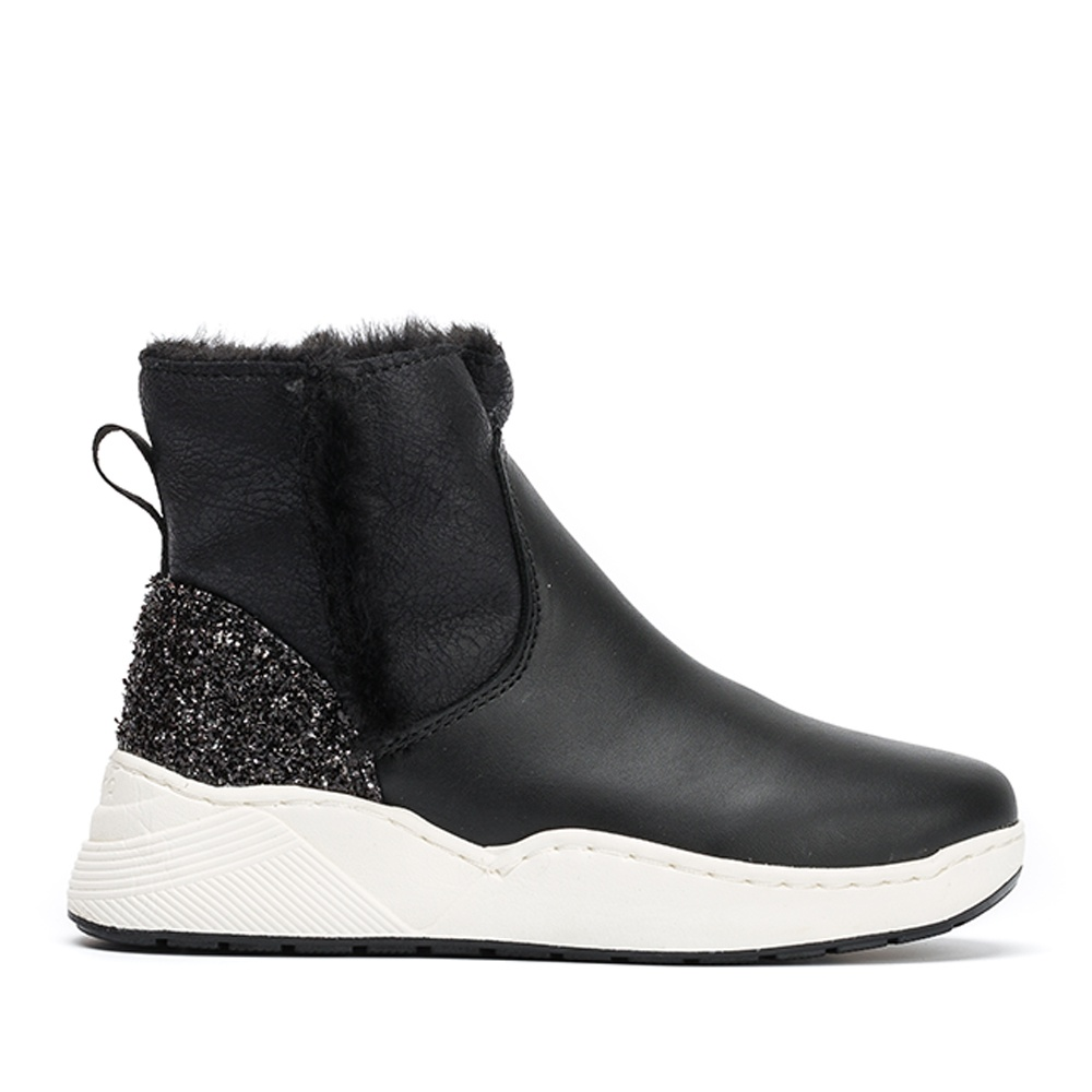 Unisa Sneakers HANNE_ESS black