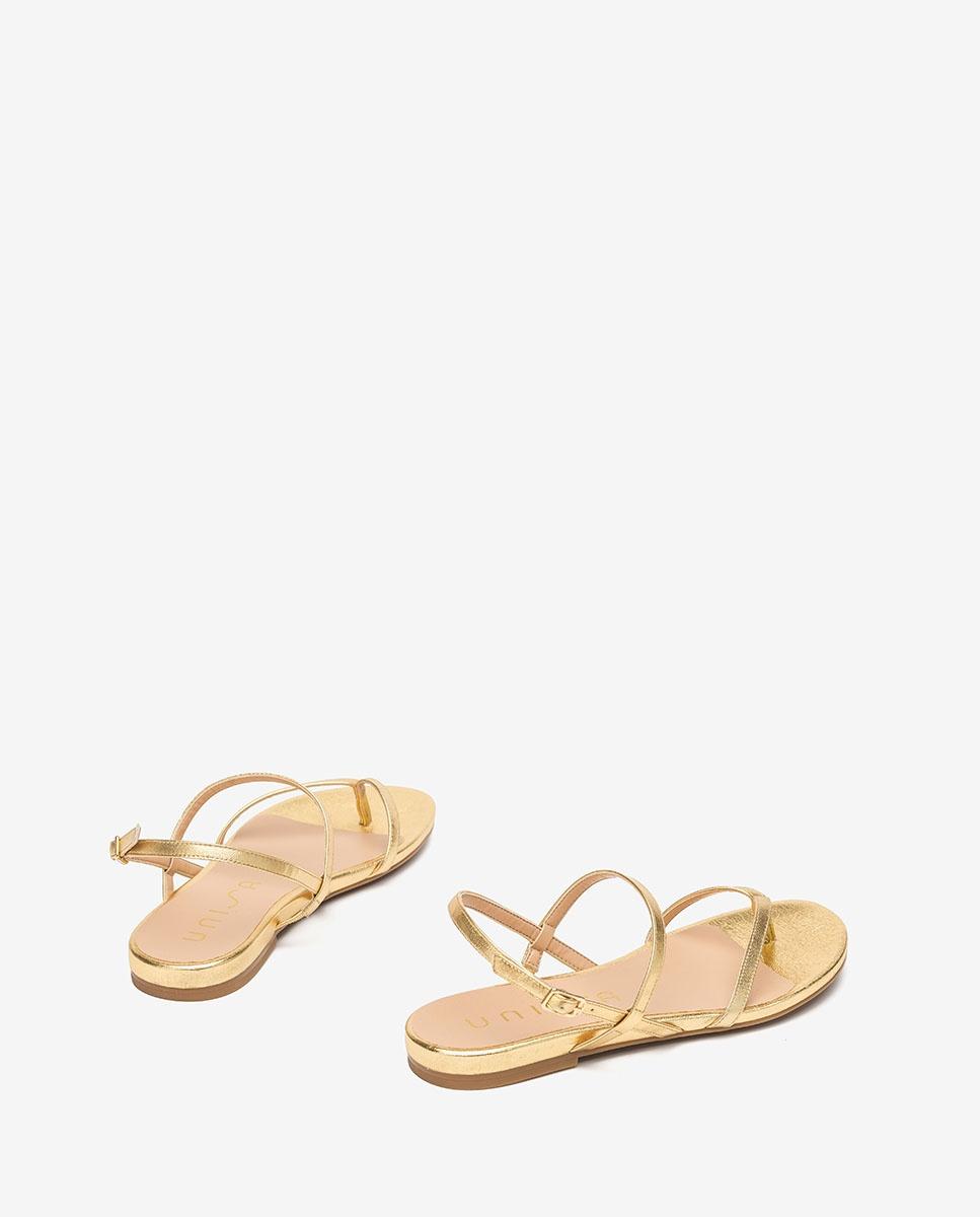 Unisa Tongs CISLA_LMT gold