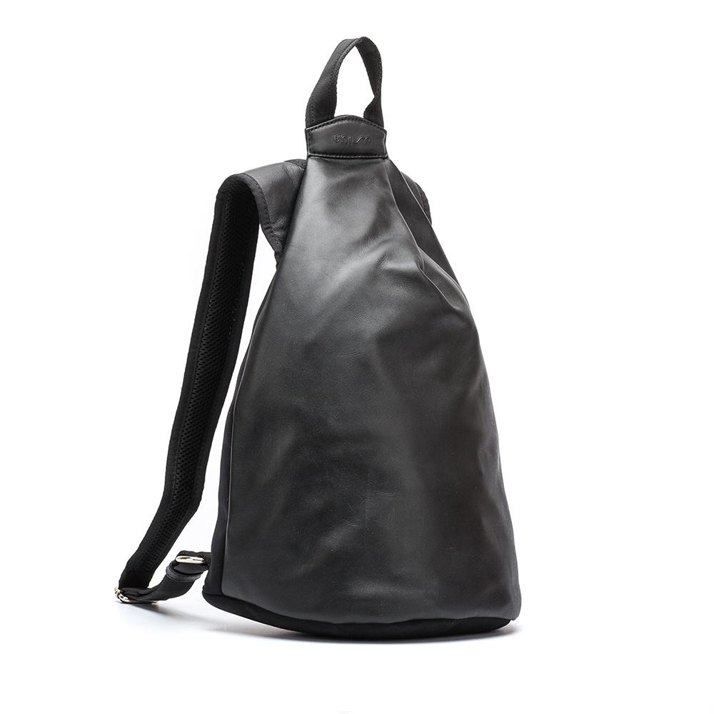 UNISA Sac à dos cuir noir ZMAISY_NT_NEO black 3