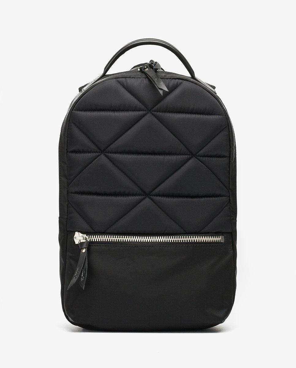 UNISA Padded backpack ZMUNIR_BUS_NT black 3