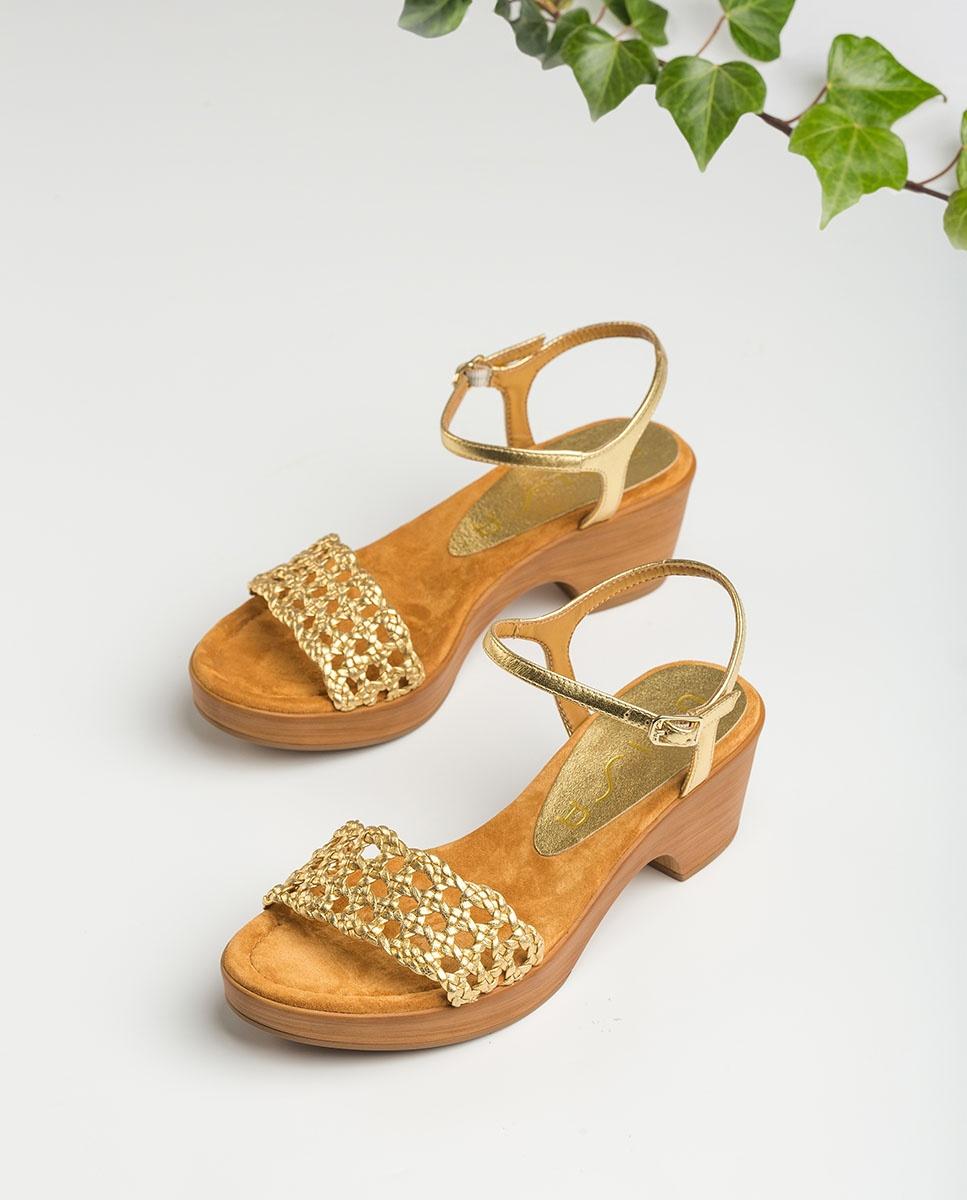 Unisa Sandales ILOBI_LMT gold