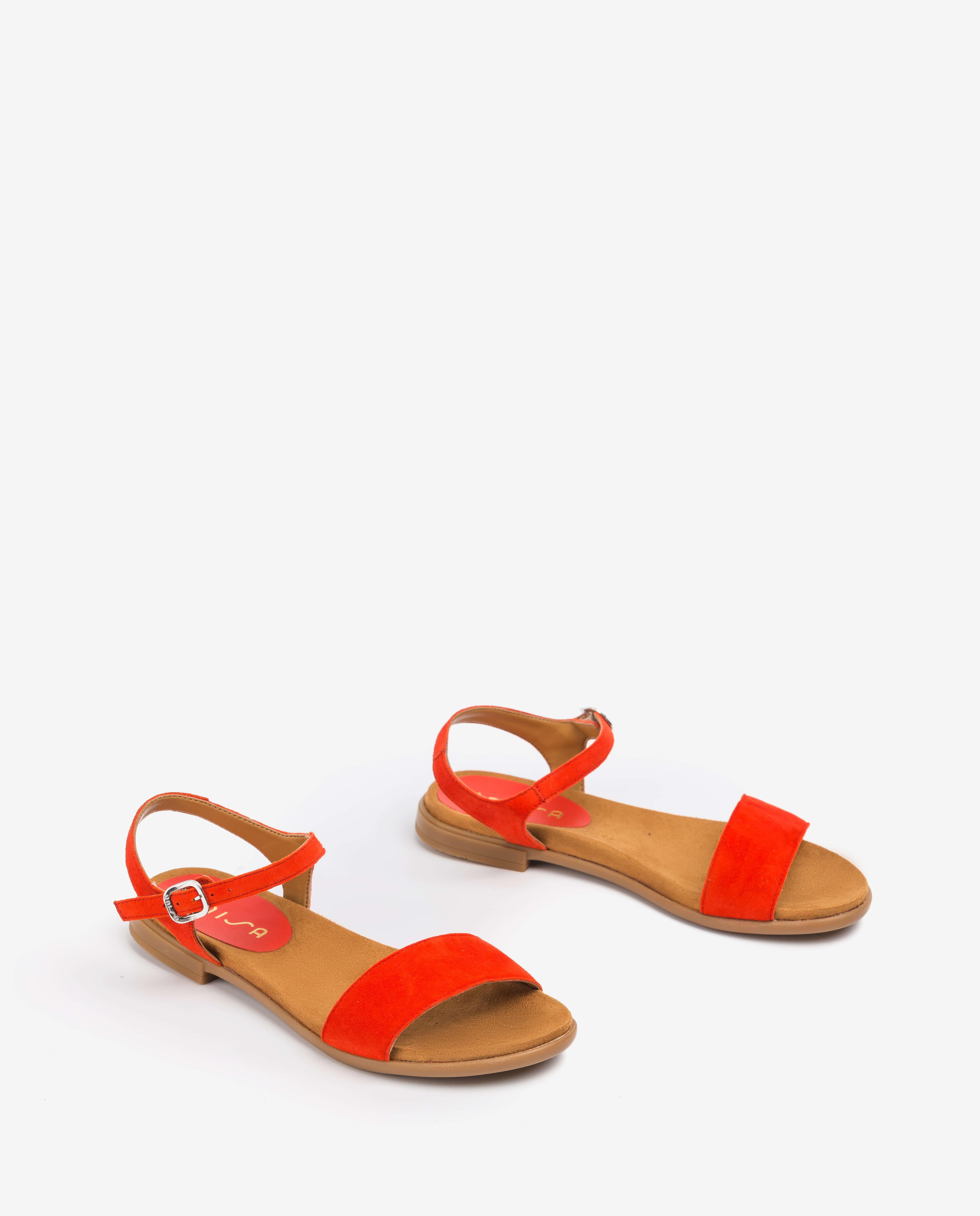 UNISA Sandale fille corail LIRITA_20_C_KS_CAN corallo 3