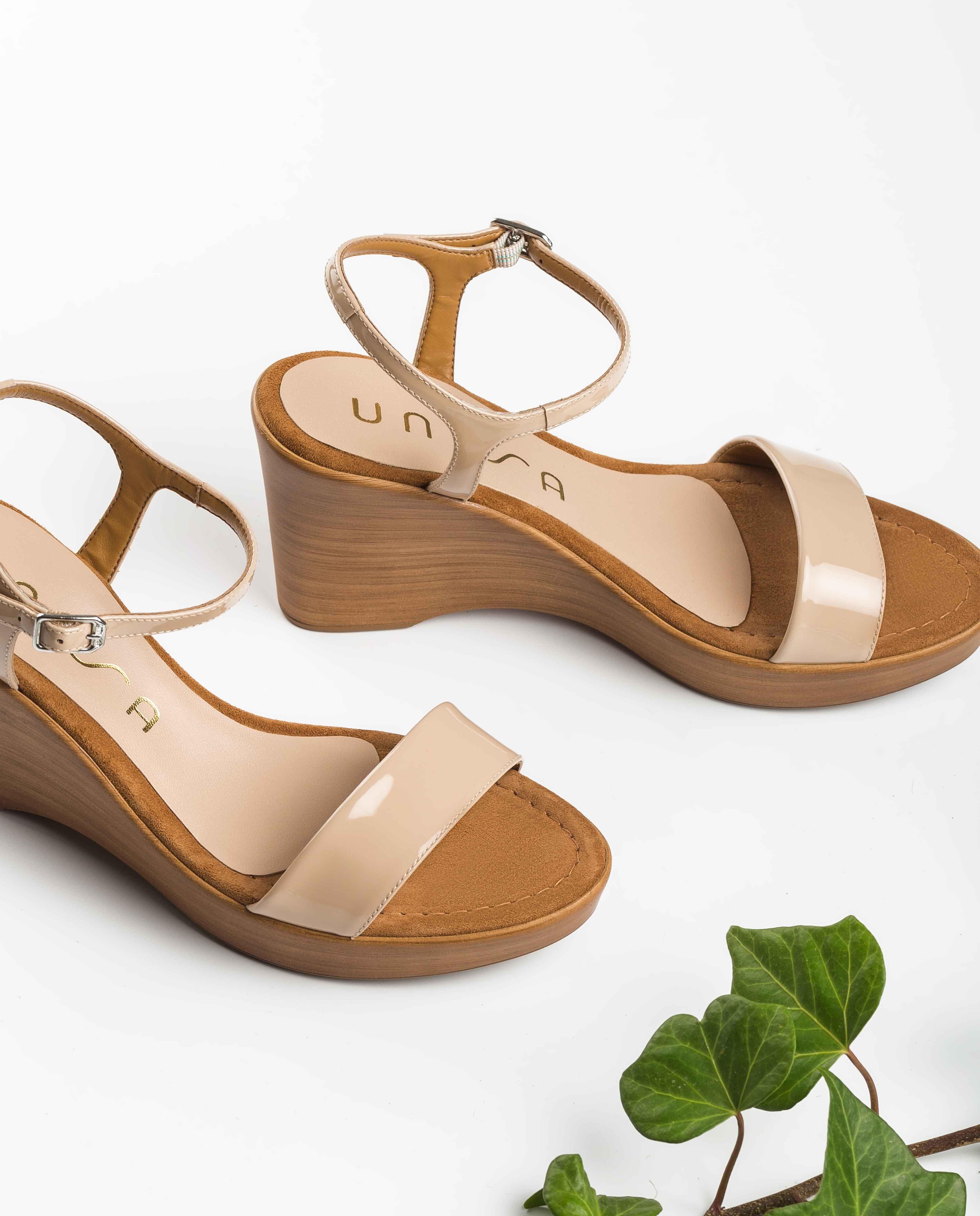 UNISA Sandale couleur nude RITA_20_PA nude 3