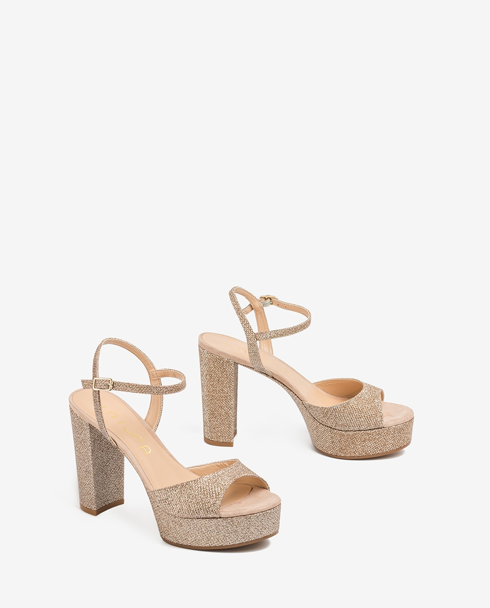UNISA Sandale contraste talon et plate-forme VEGARA_EV_KS mumm 3