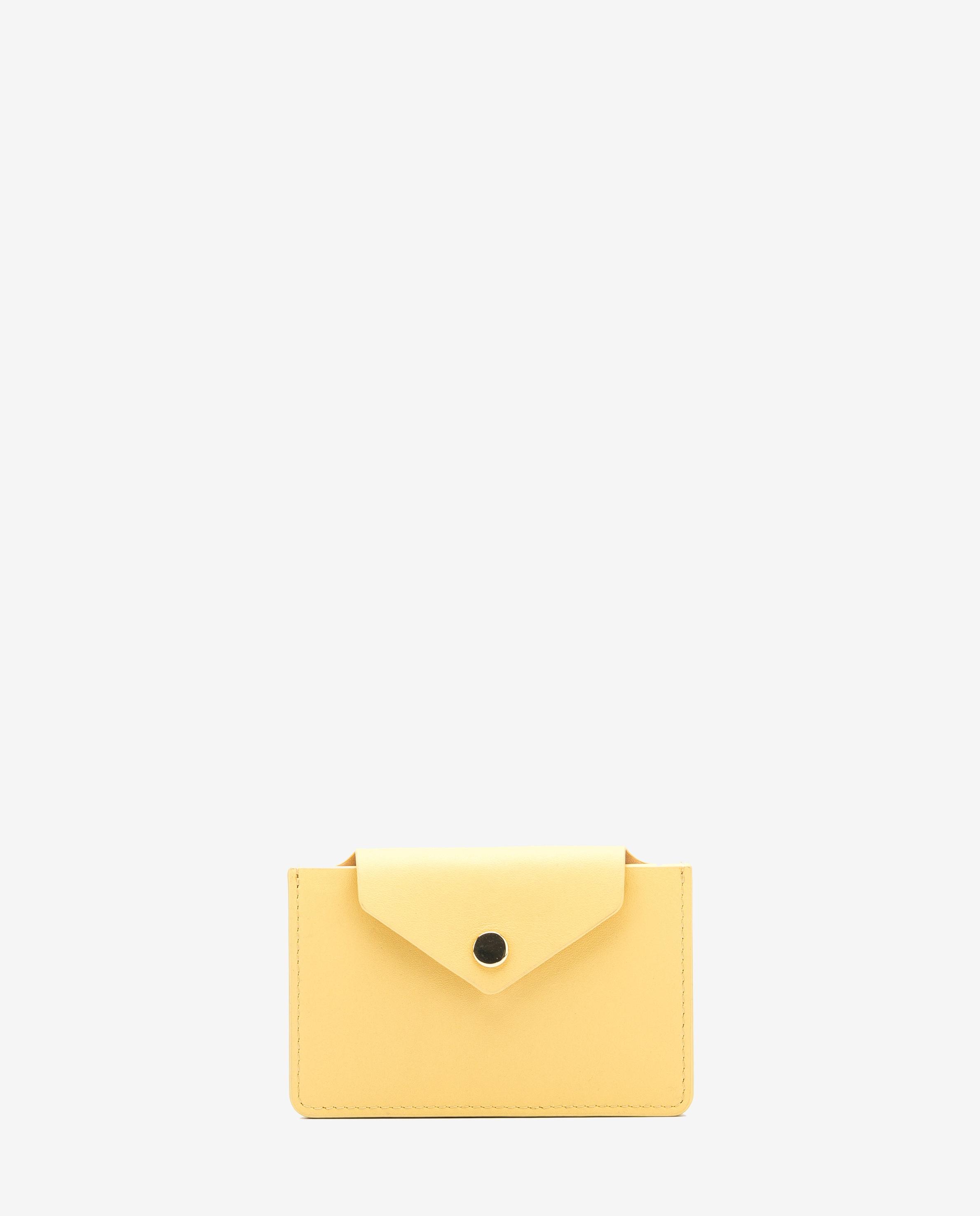 Unisa Portefeuilles  ZABEDUL_CLF yellow