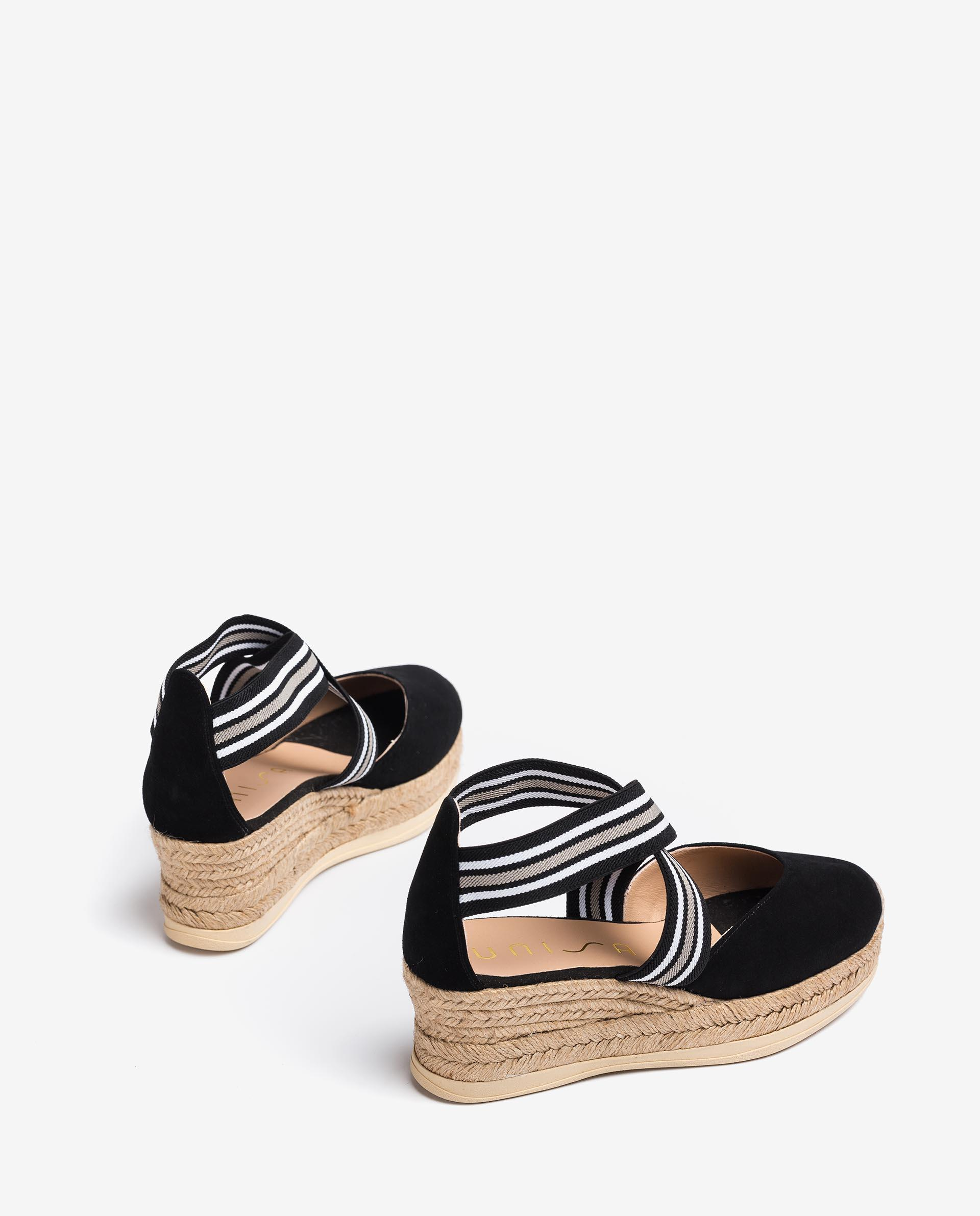 UNISA Sandalen met elastische riempjes CIRATE_KS 4