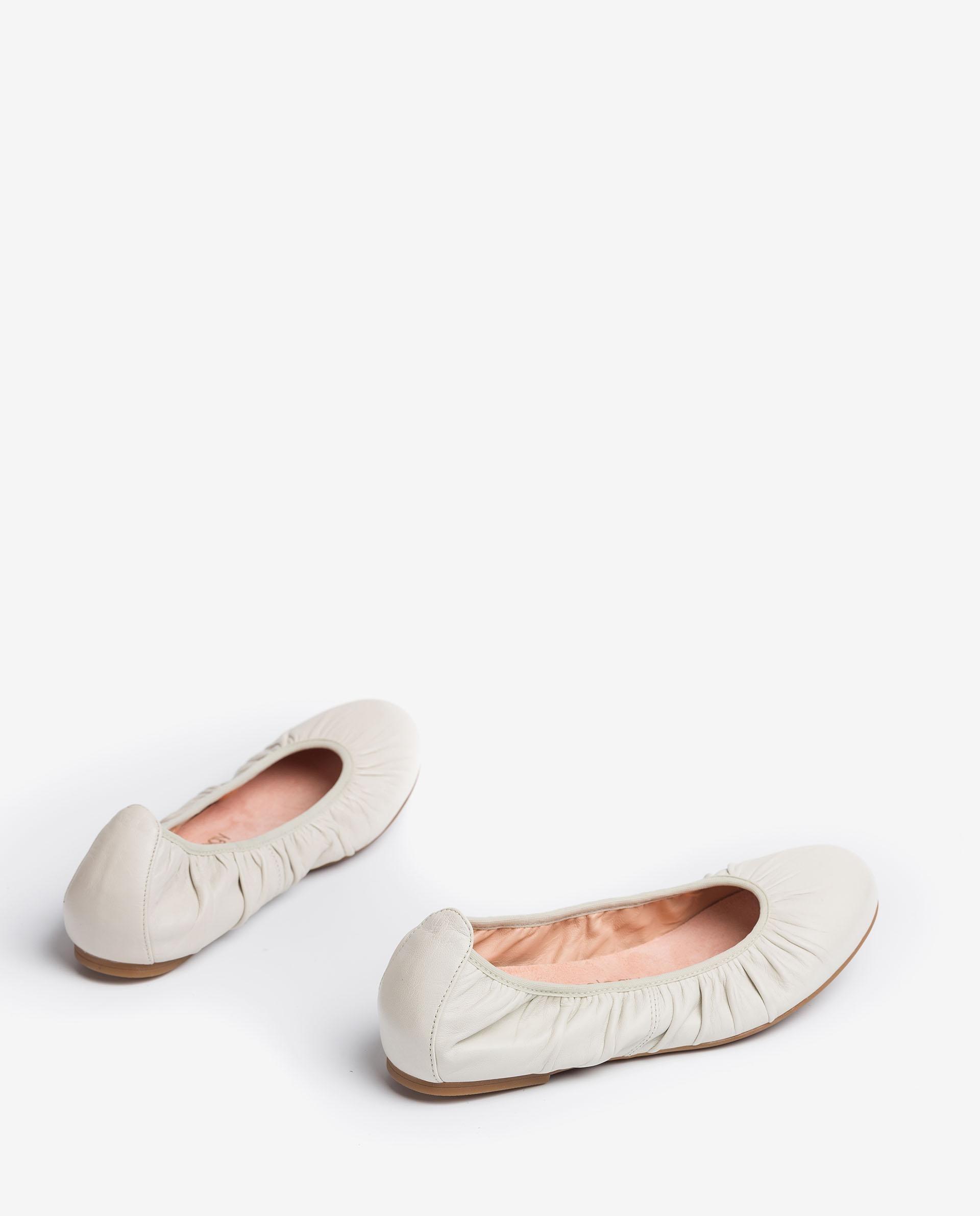 UNISA Basic ballerina's leder ABELLA_NS 4