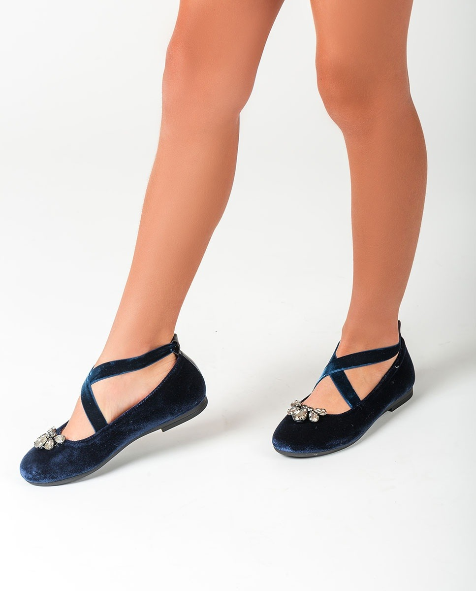 Unisa Ballerina's CALDAS_F20_T_VL azul