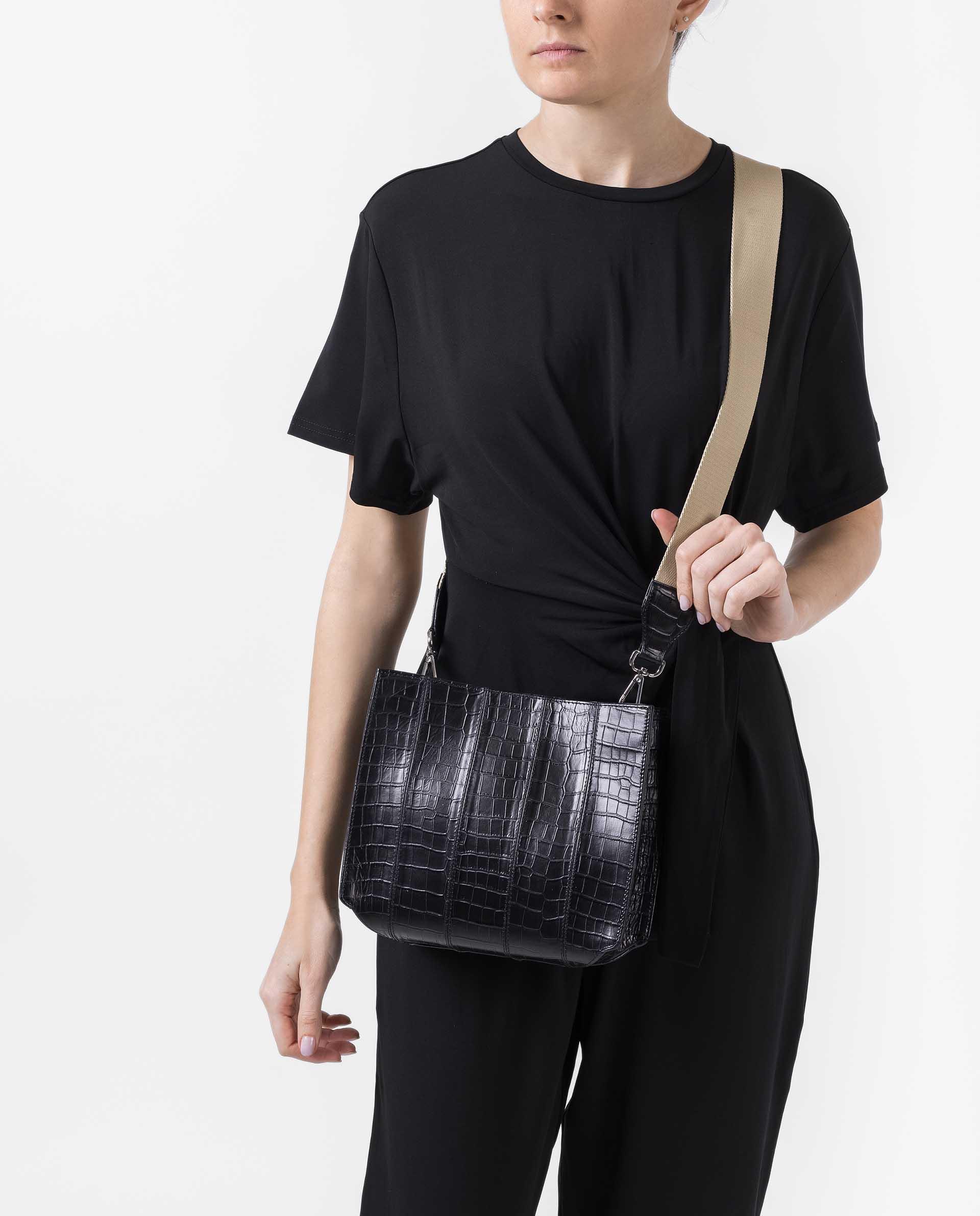 UNISA Square handbag ZKAIA_LAU 4