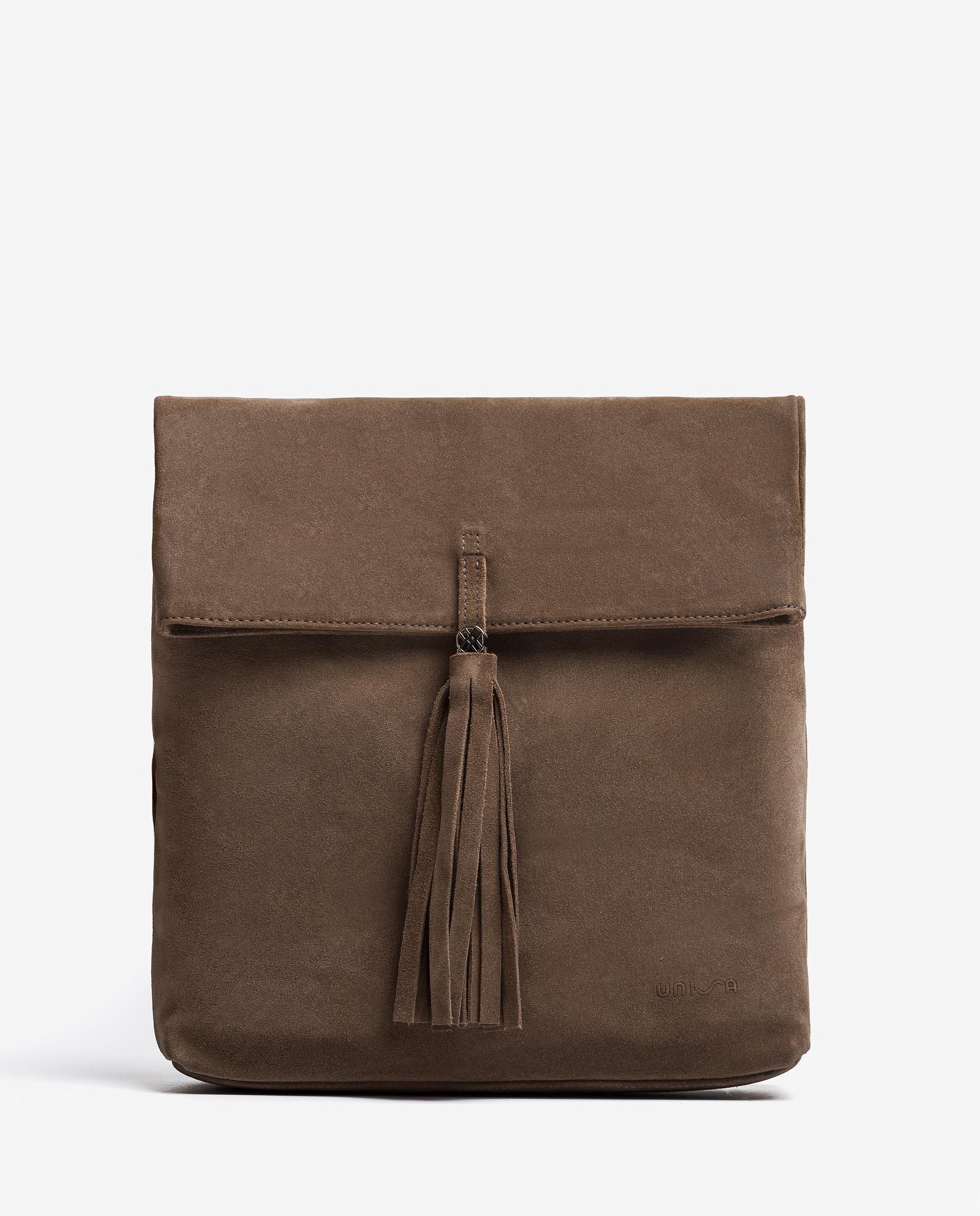 UNISA Folded handbag with magnet closure ZKALIKA_BS 4