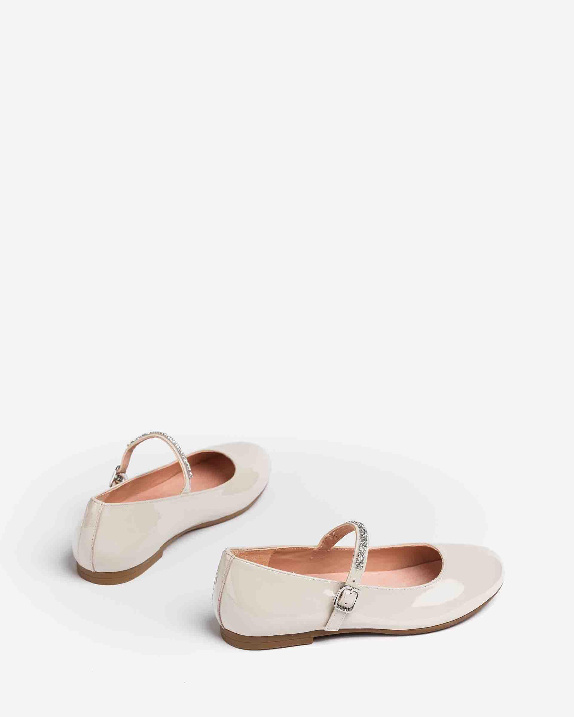 UNISA Little girl´s patent leather Mary Jane shoes CLERVY_21_PA 4