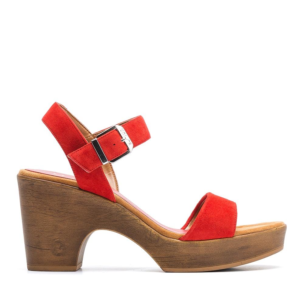 Rouges À Talon Rouge Femme Unisa Chaussures Chaussure FcJKl1
