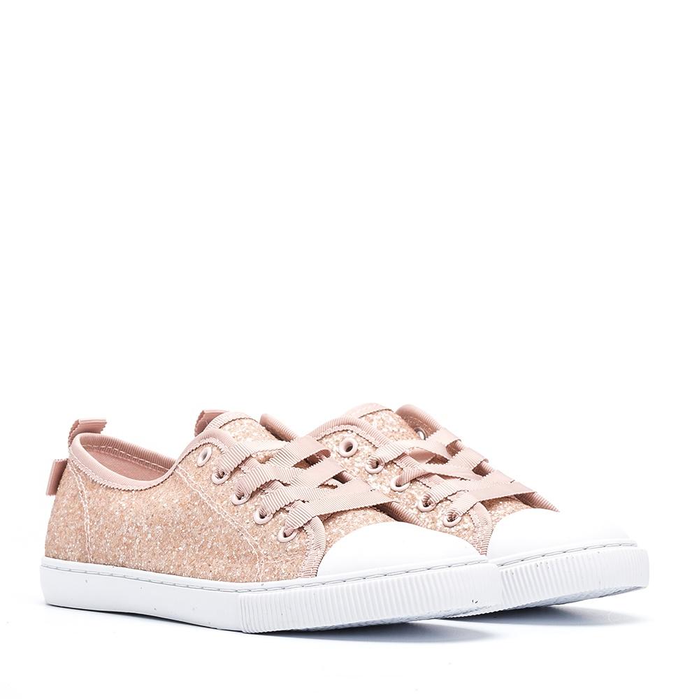 online store 99156 baada Sneaker Glitter rosa