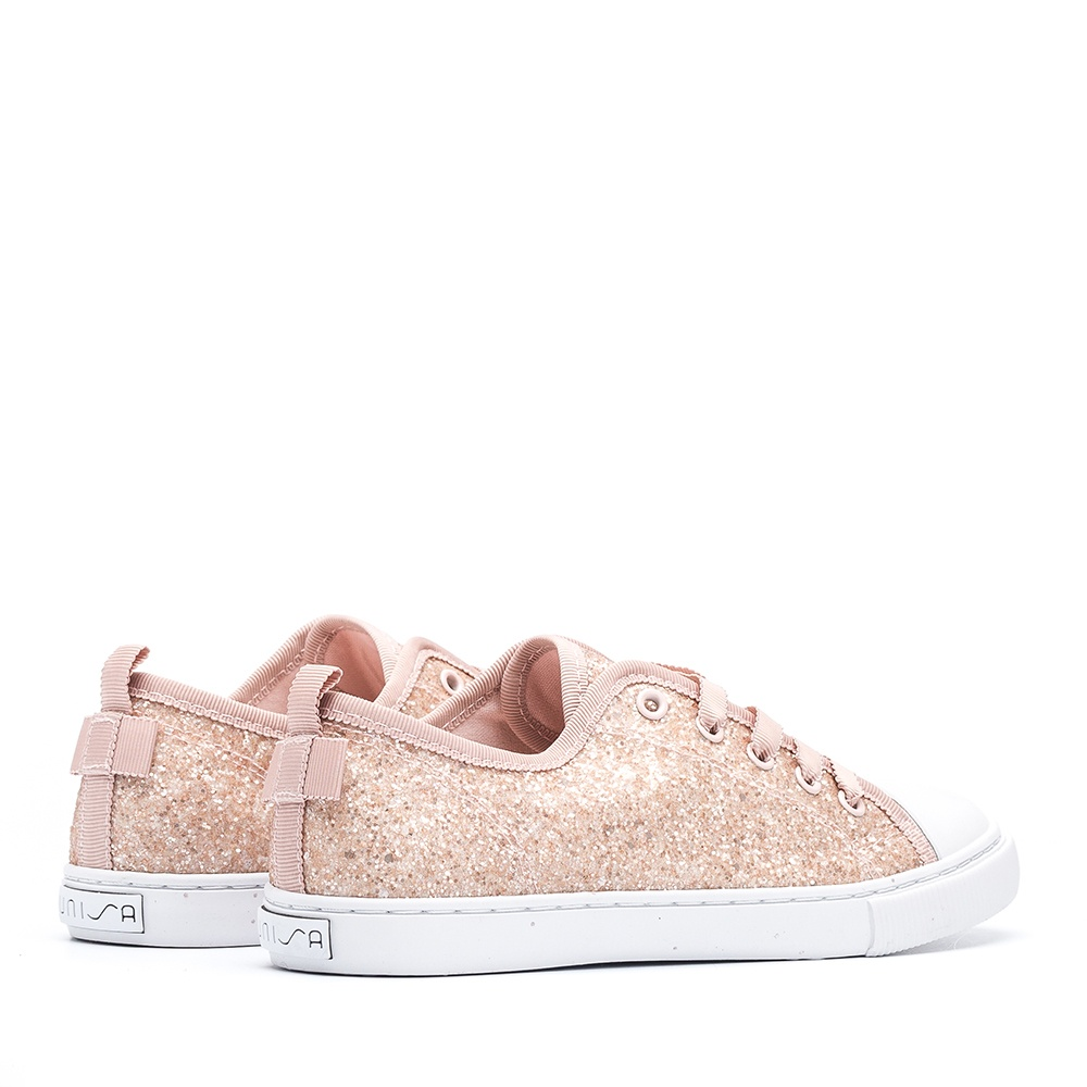 8c97811f6986 UNISA XENIA 19 LYR - Little girl glitter sneakers Xenia