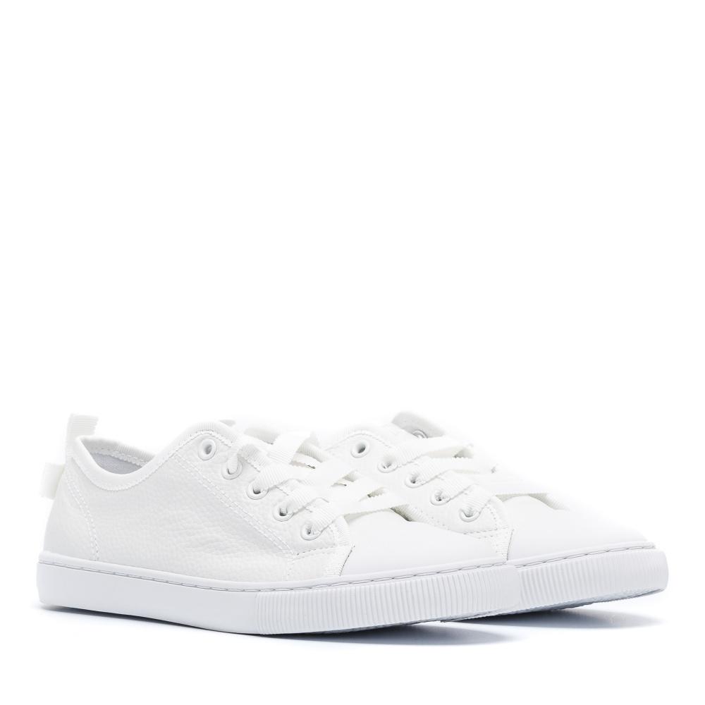 200aad37ff68 UNISA XENIA 19 LYC - Little girl white sneakers Xenia