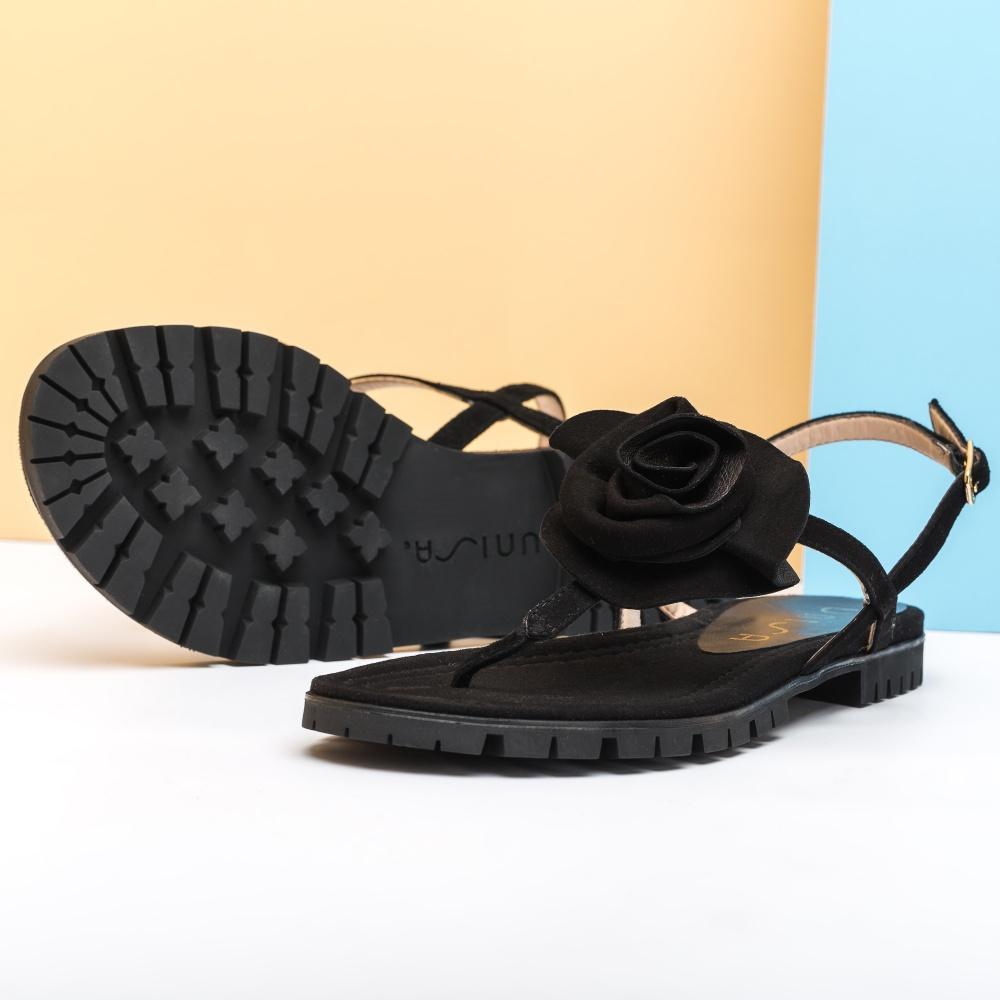 Unisa Chester Ks sandals sale suede black