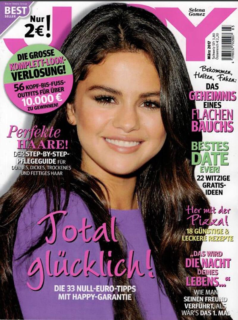 Joy Magazine dating