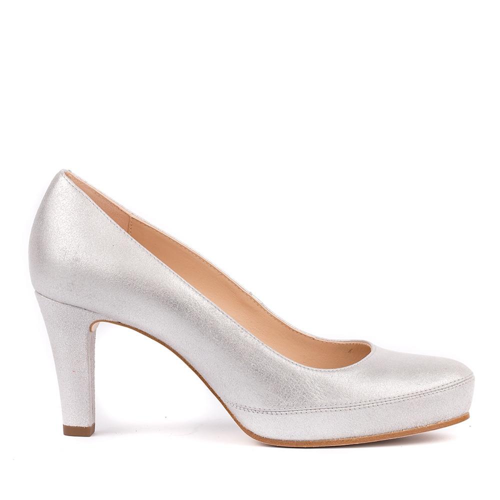 55e61b1bccf6 UNISA NUMAR 16 MTS TIE - Silver shoes room