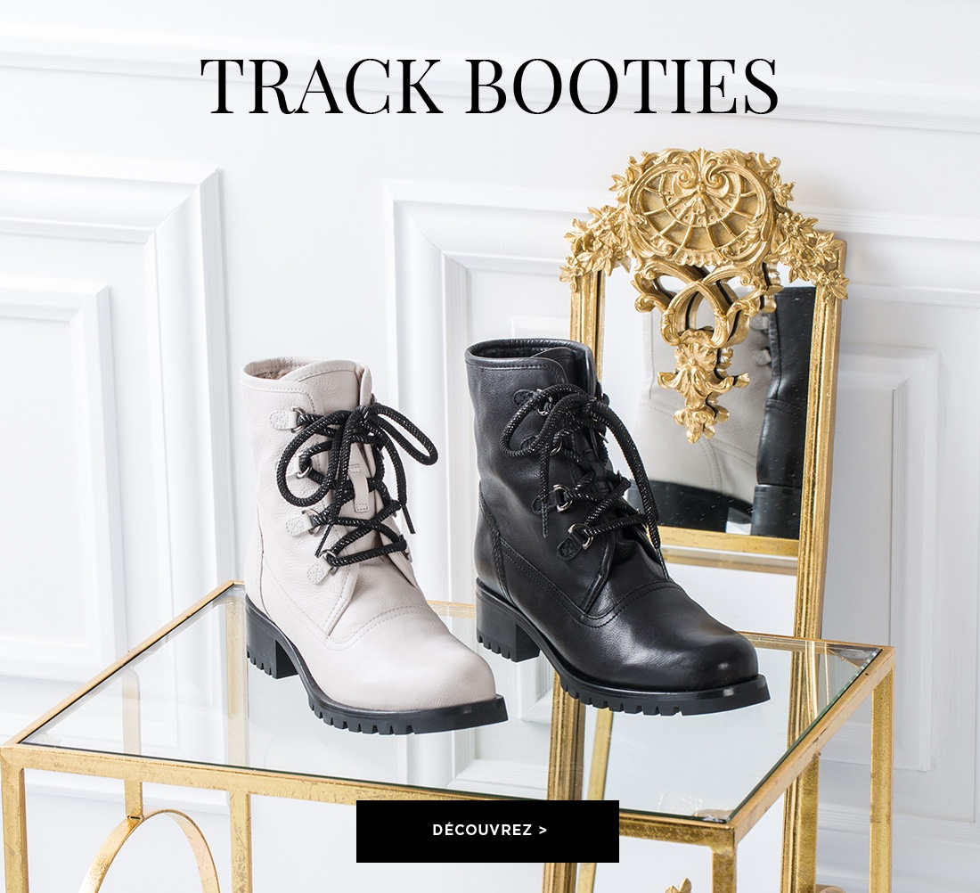 Track booties