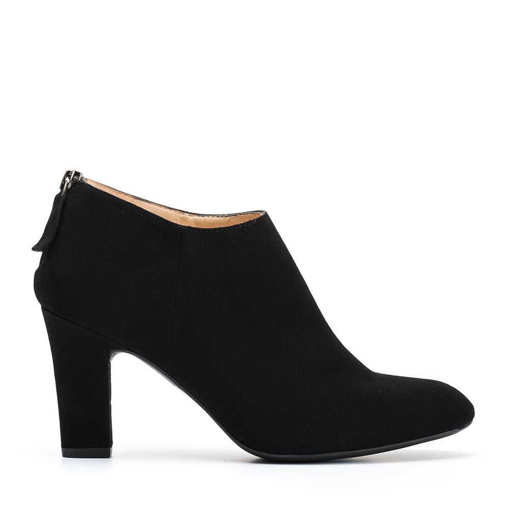 Zapatos Abotinados Mujer Zapatos Abotinados Tacón Online