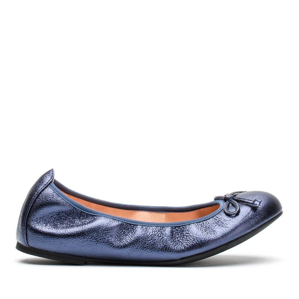 Acor_18_Se, Ballerines Femme, Bleu (Ocean), 35 EUUnisa