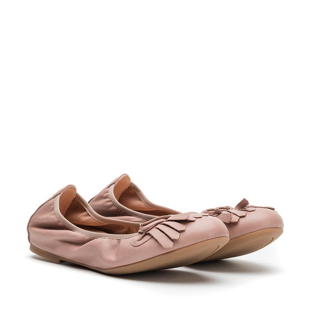 Womens Ayele_st Closed Toe Ballet Flats Unisa ElJZQv8KWW
