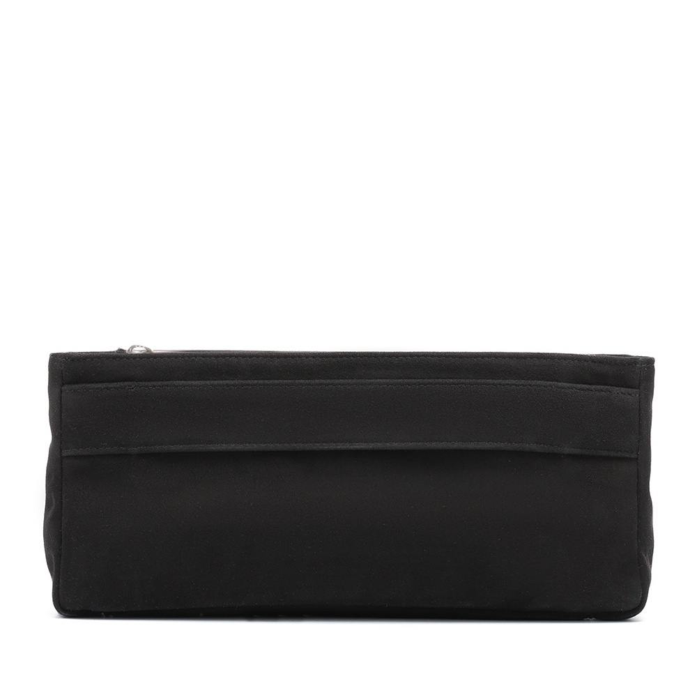 UNISA Black baguette handbag ZERAS_KS black 2