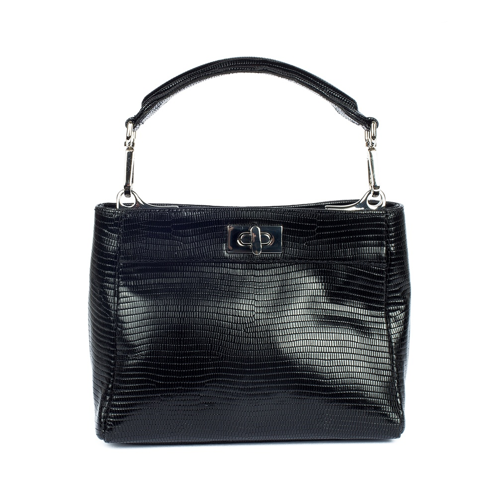 UNISA Mini black handbag ZDUMA_BTJ black 2