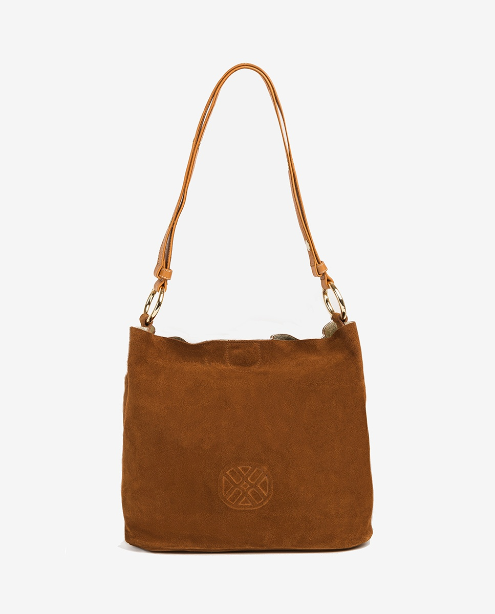 UNISA Monogram shoulder bag ZREDA_BM_CAN cuir 2