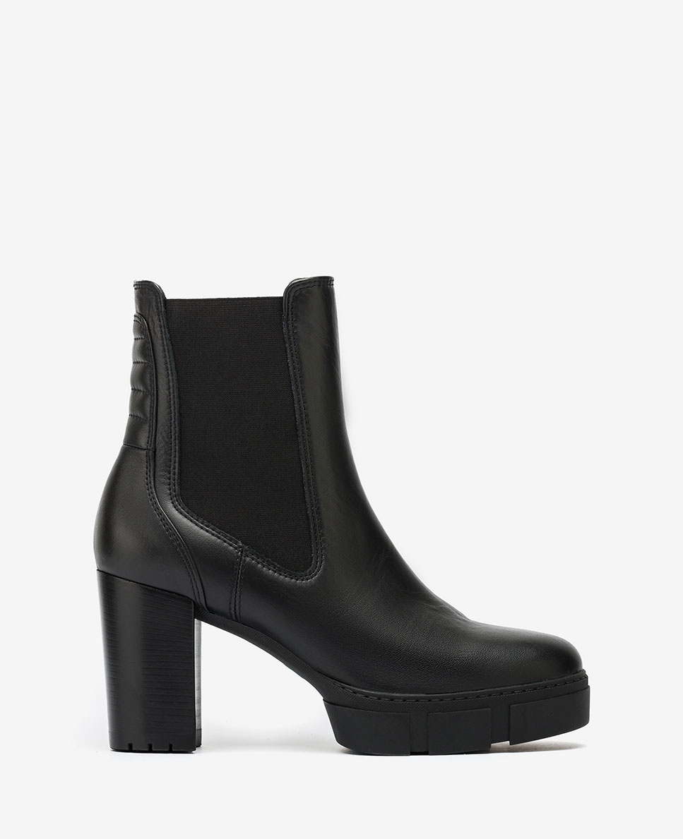 Heeled Chelsea ankle boots KUBEL_NF
