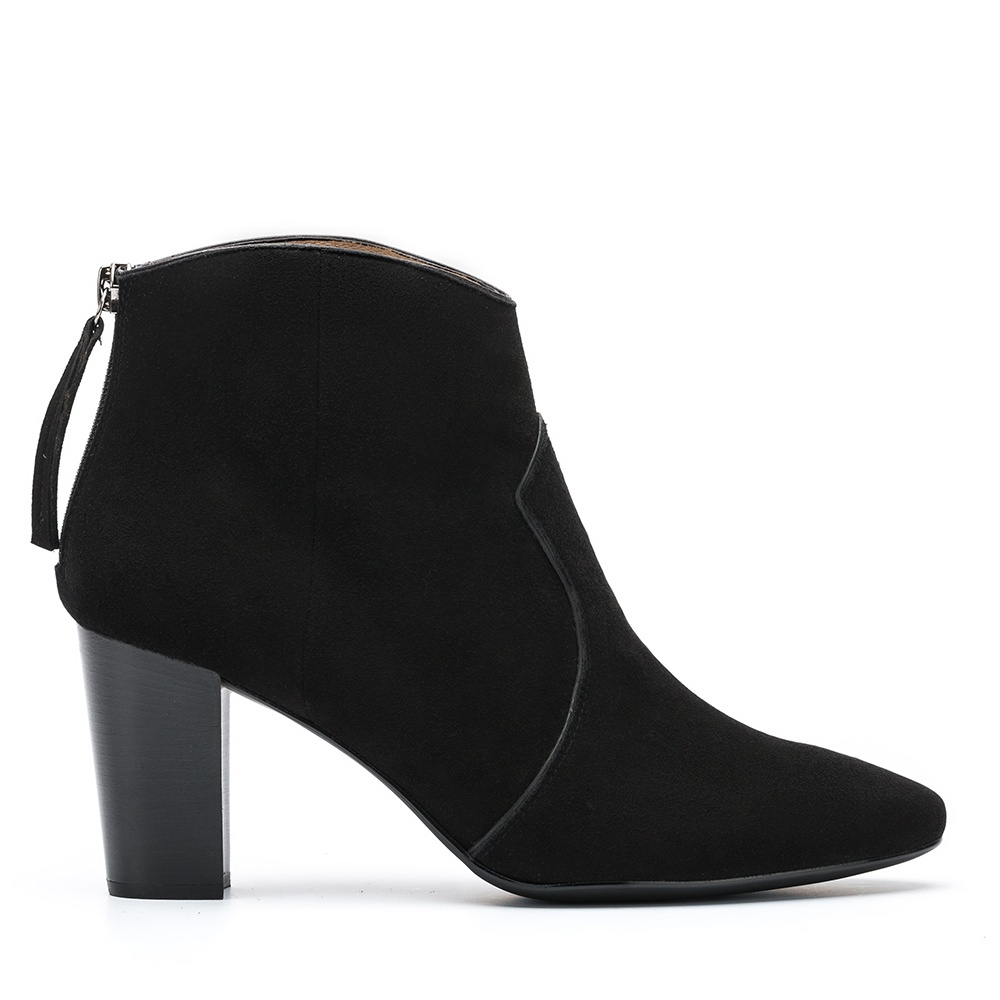 UNISA Embellished Cowboy booties NARELA_KS black 2