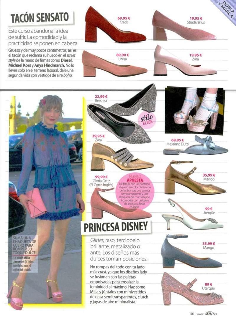 block heel shoes Unisa