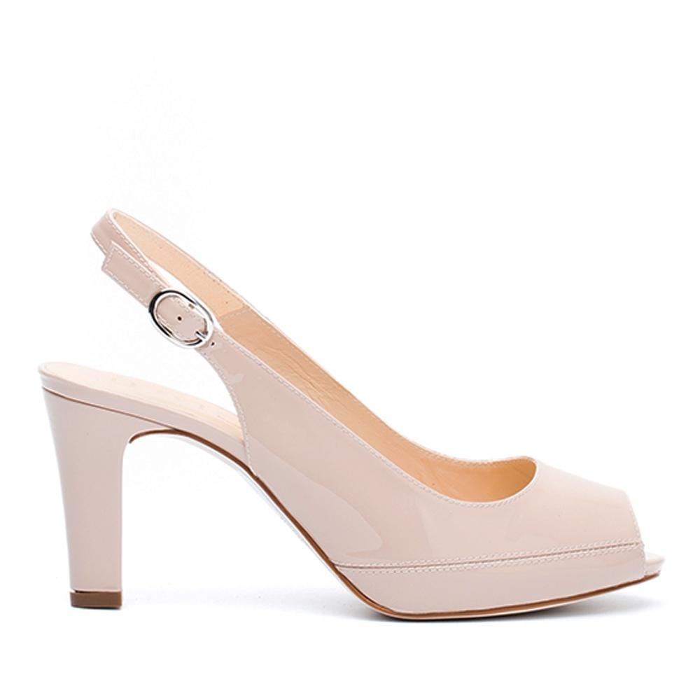 59e815b2d076 UNISA NICK 17 PA - Peep toe shoes
